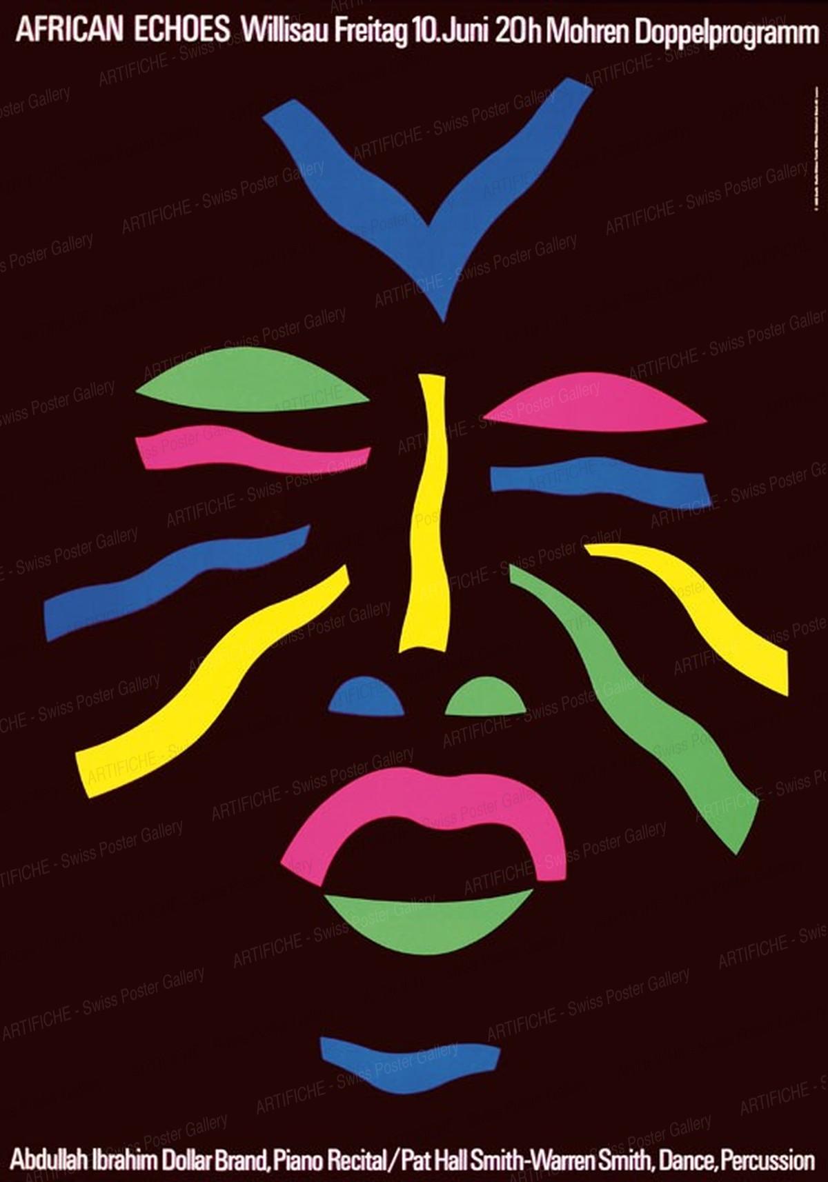 Jazz Willisau – African Echoes, Niklaus Troxler