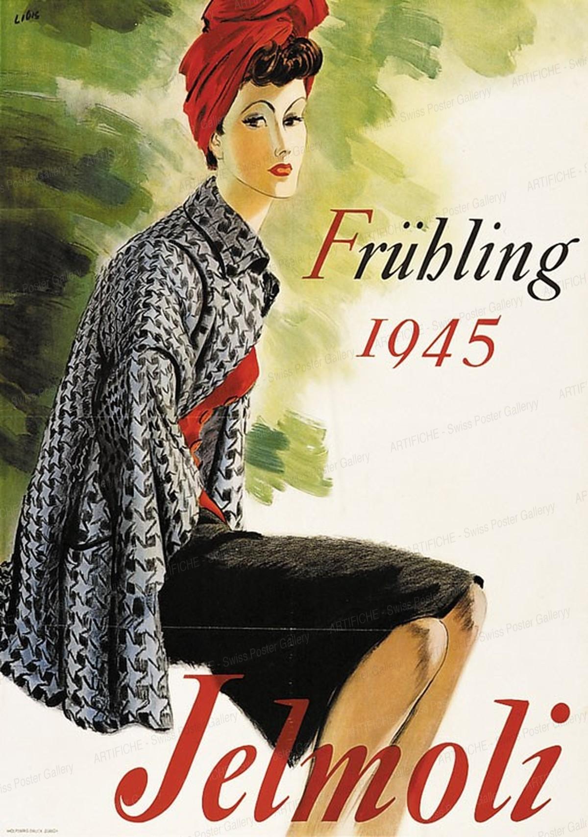 Jelmoli Store – Spring 1945, Herbert Berthold Libiszewski