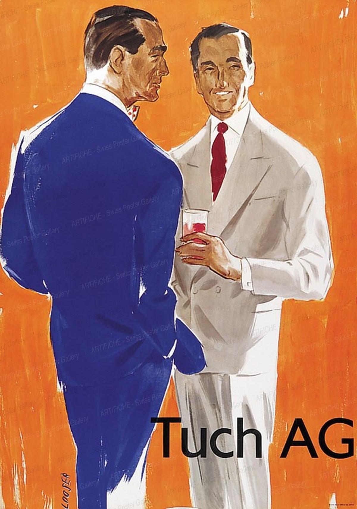 Tuch AG, Hans Looser