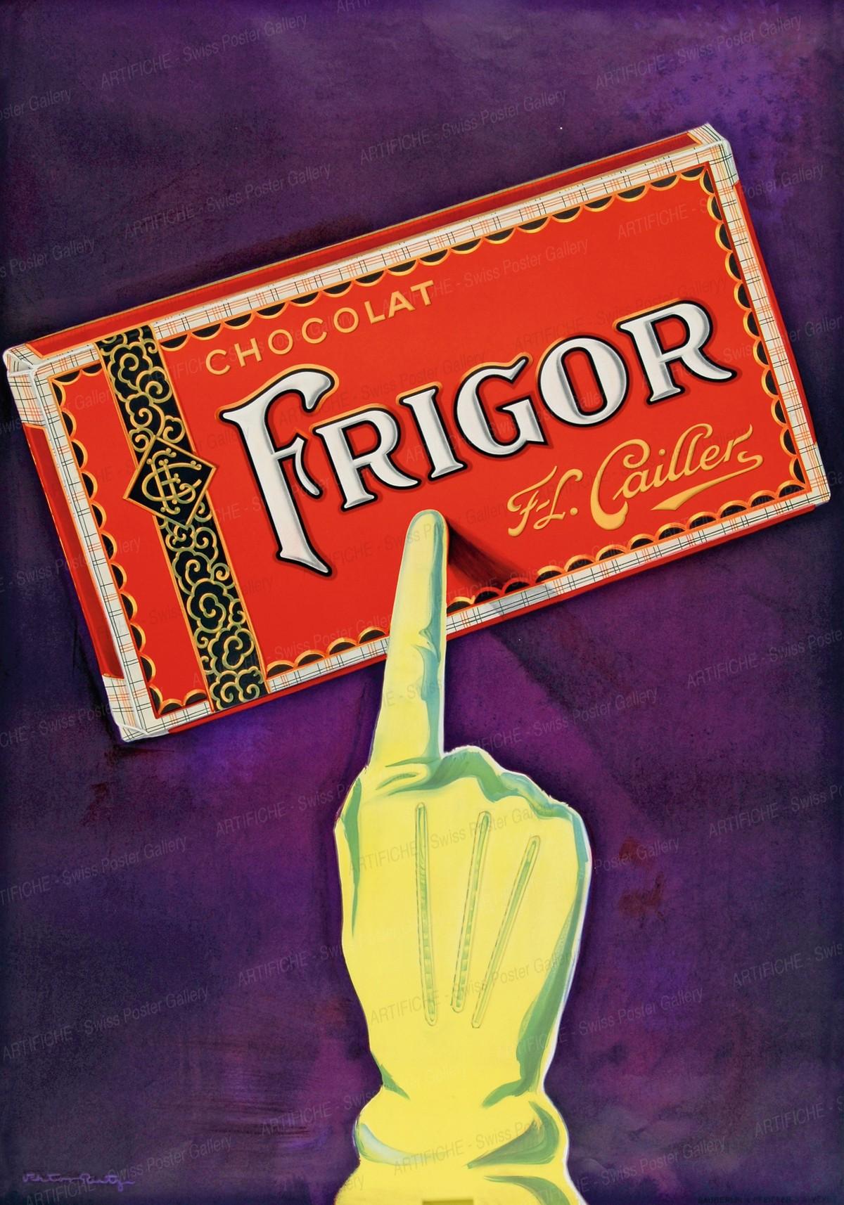 Frigor Chocolate, Viktor Rutz