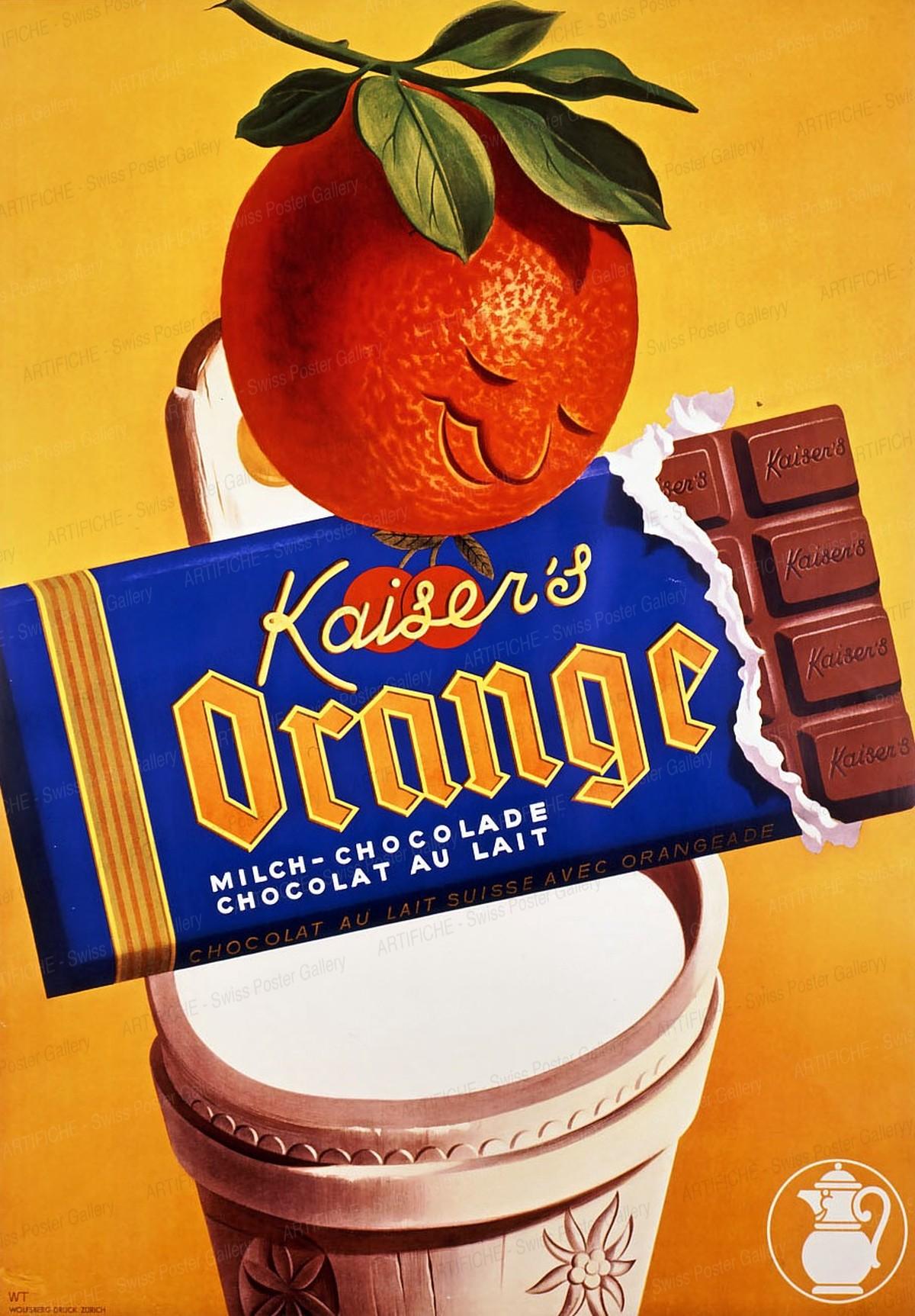 Kaiser's Orange, Willy Trapp