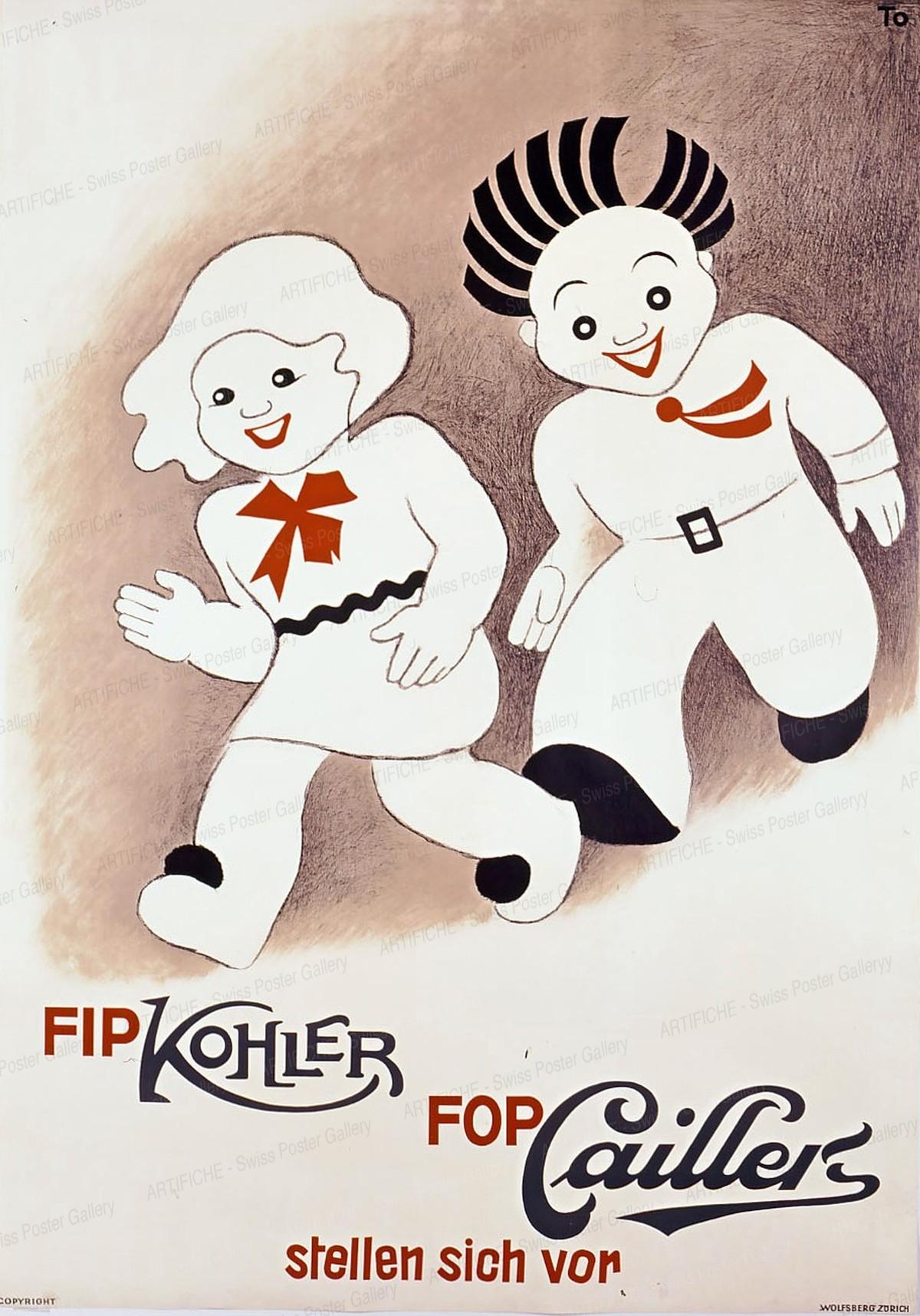 FIP Kohler – FOP Cailler, Hans Tomamichel