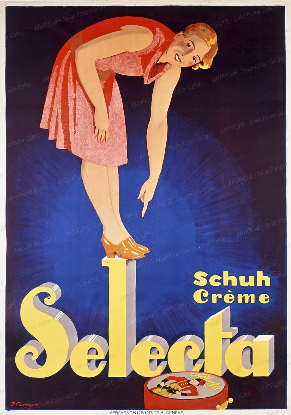 Selecta Schuh-Crème, Jules-Ami Courvoisier