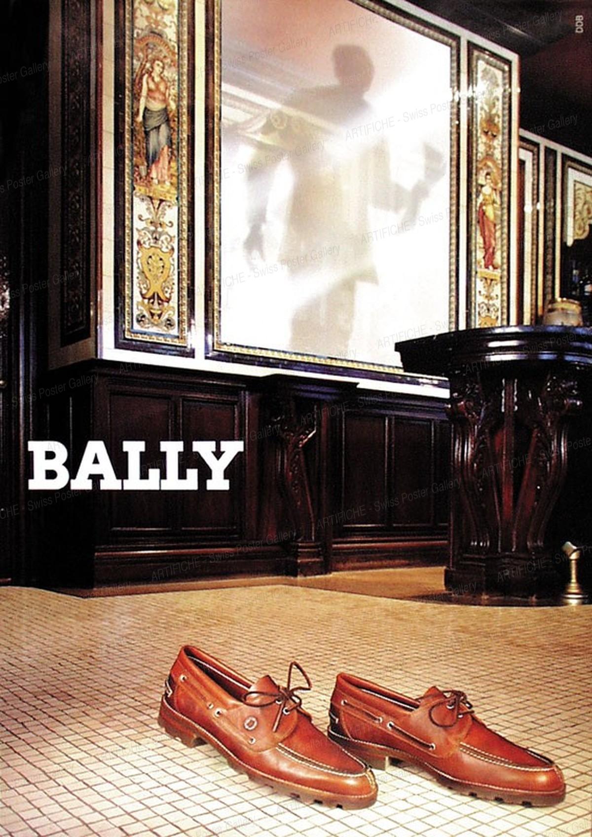 Bally Shoes, DDB Doyle Dane Bernbach