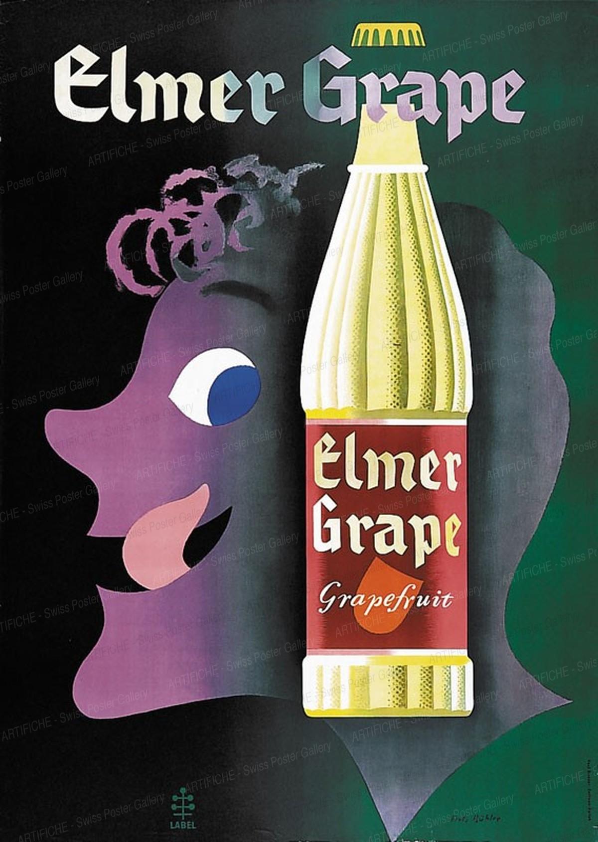 Elmer Grape, Fritz Bühler