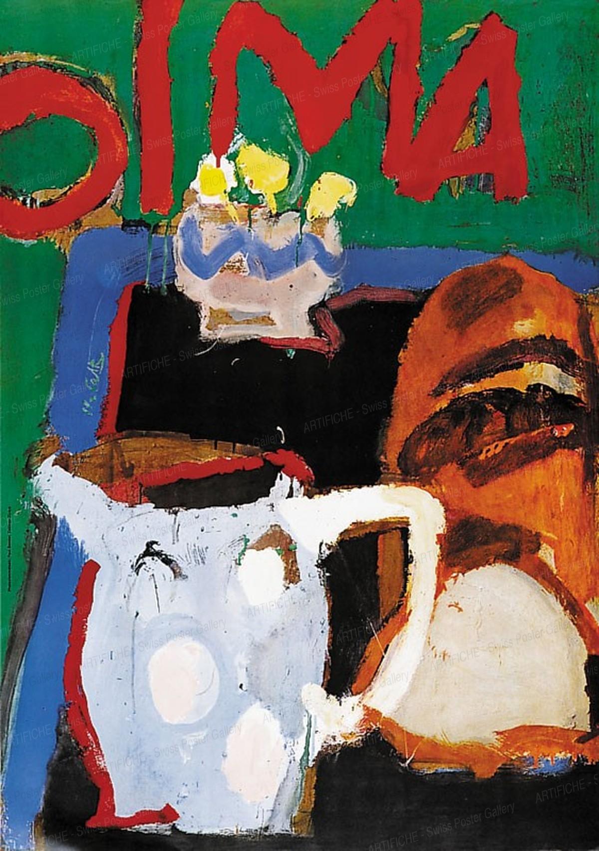 Olma 8. – 18. Oktober 1959, Hans Falk
