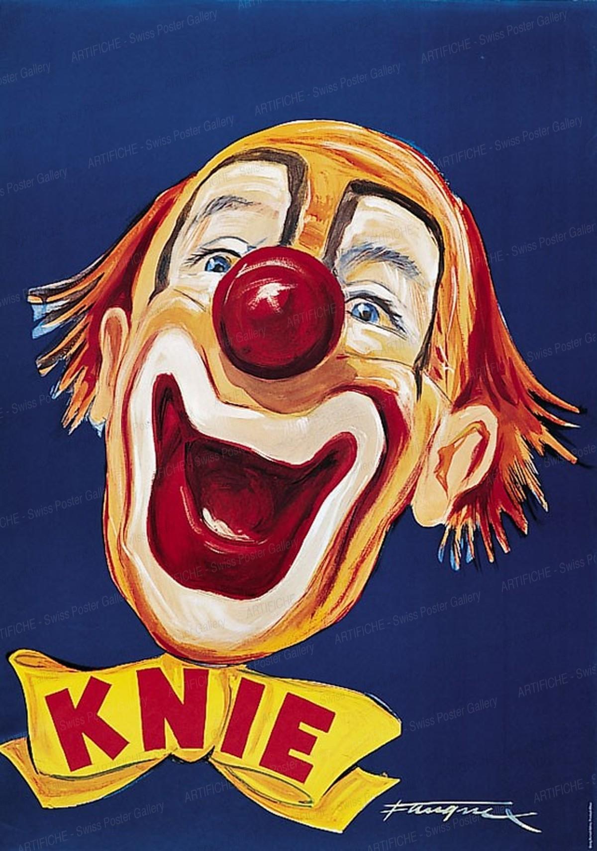 National circus KNIE, Eugène Fauquex