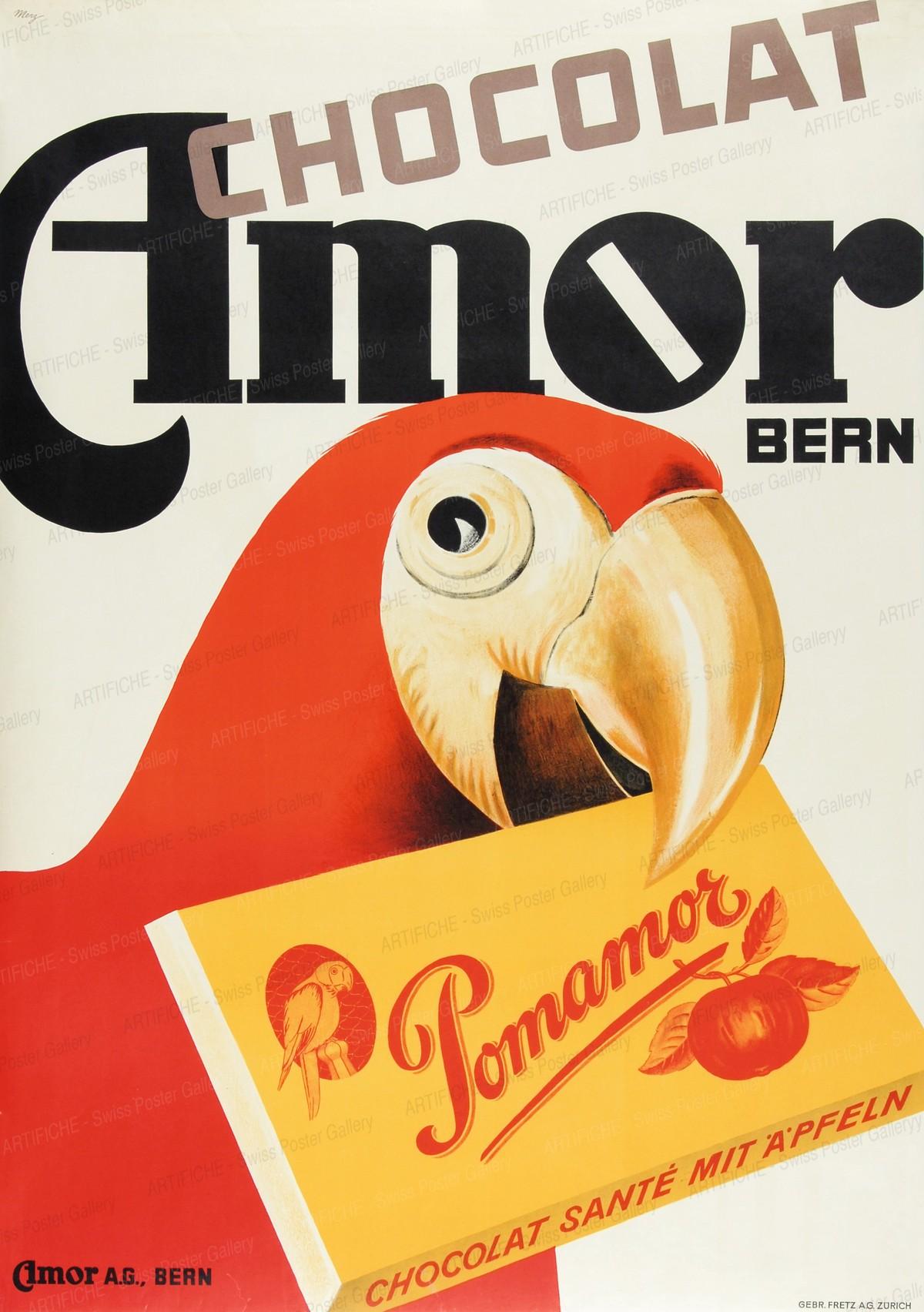 Chocolat Amor AG, Bern, Merz