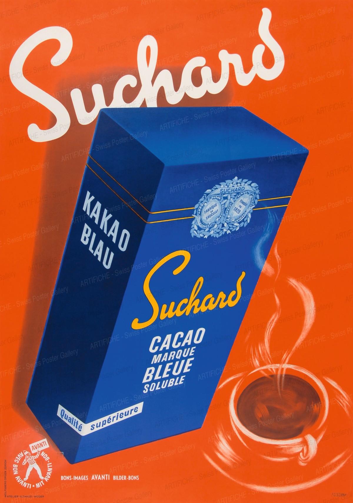 Suchard Cacao, Althaus & Wüger
