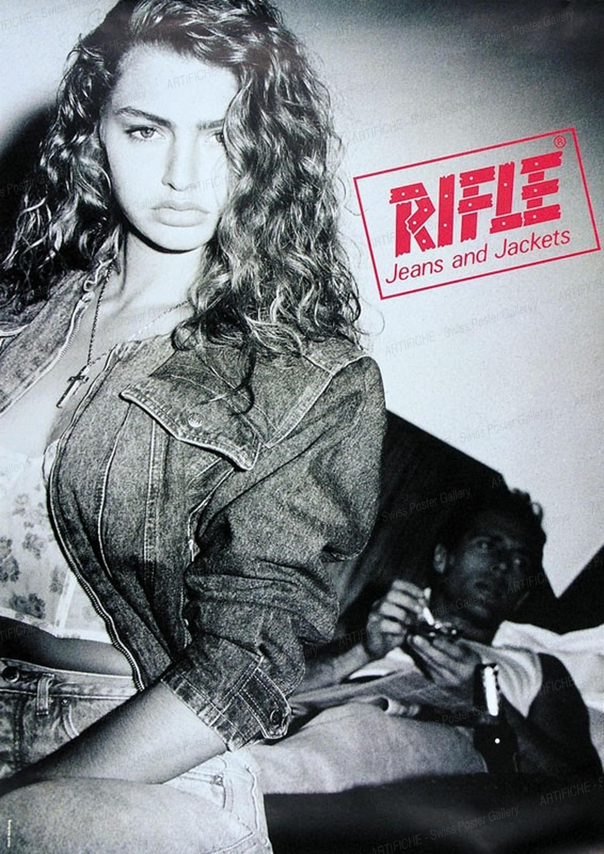 Rifle Jeans & Jackets, Peter - Photo: B. Bisang Marti