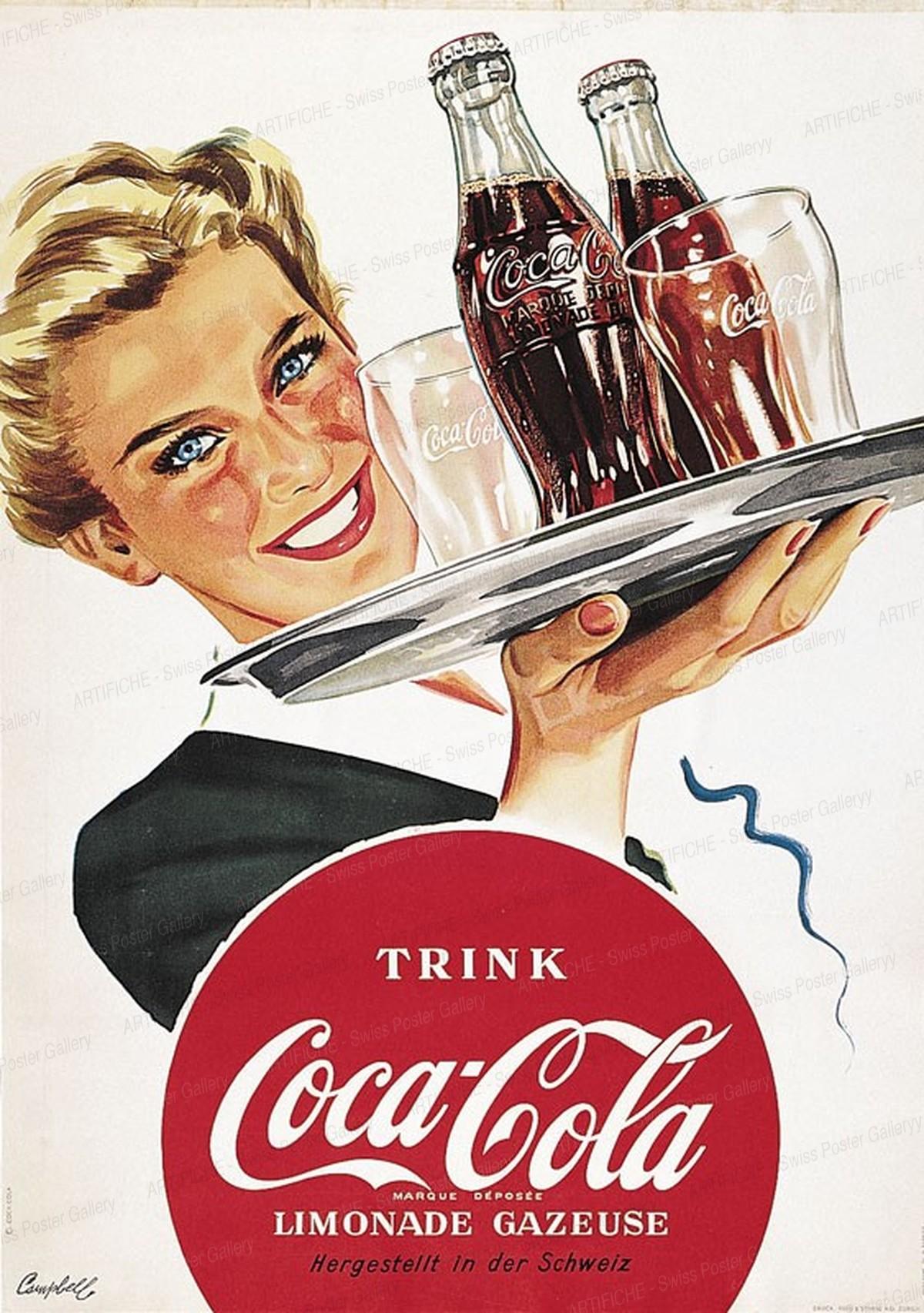 drink Coca-Cola, Marcus Campbell