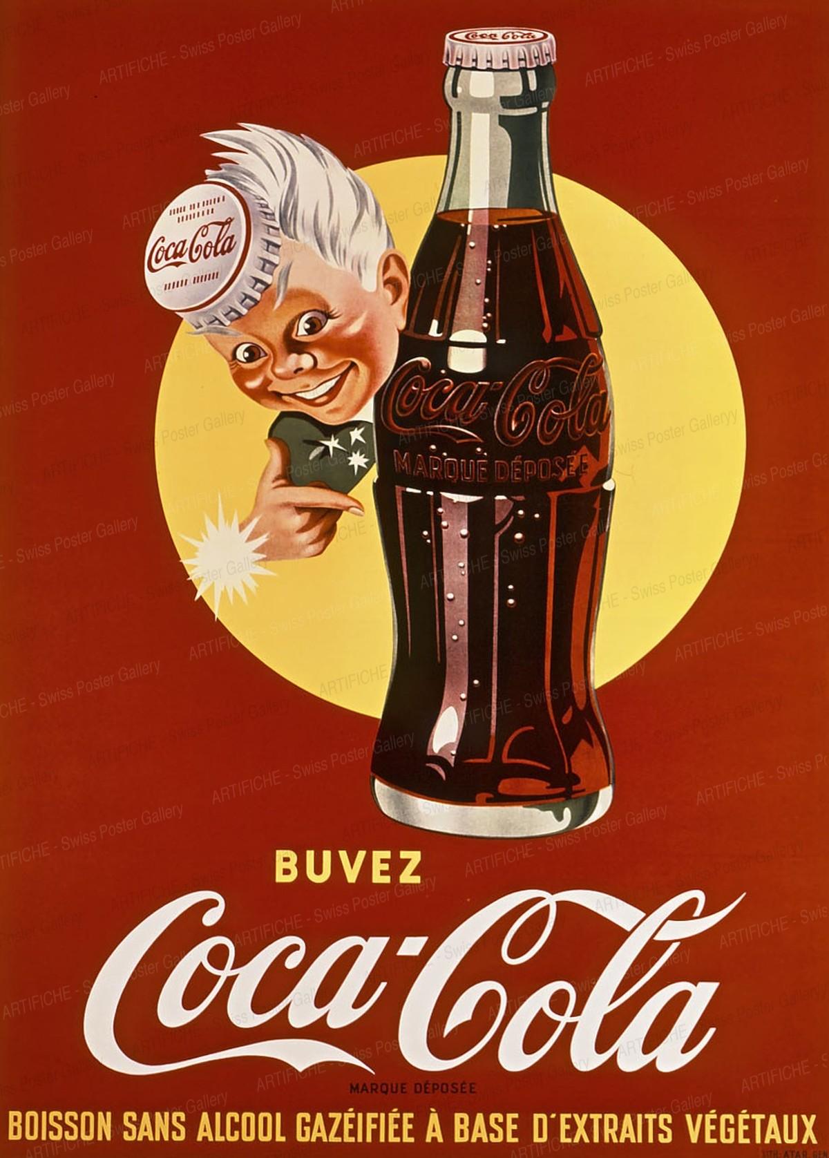 Buvez Coca Cola, Marcus Campbell