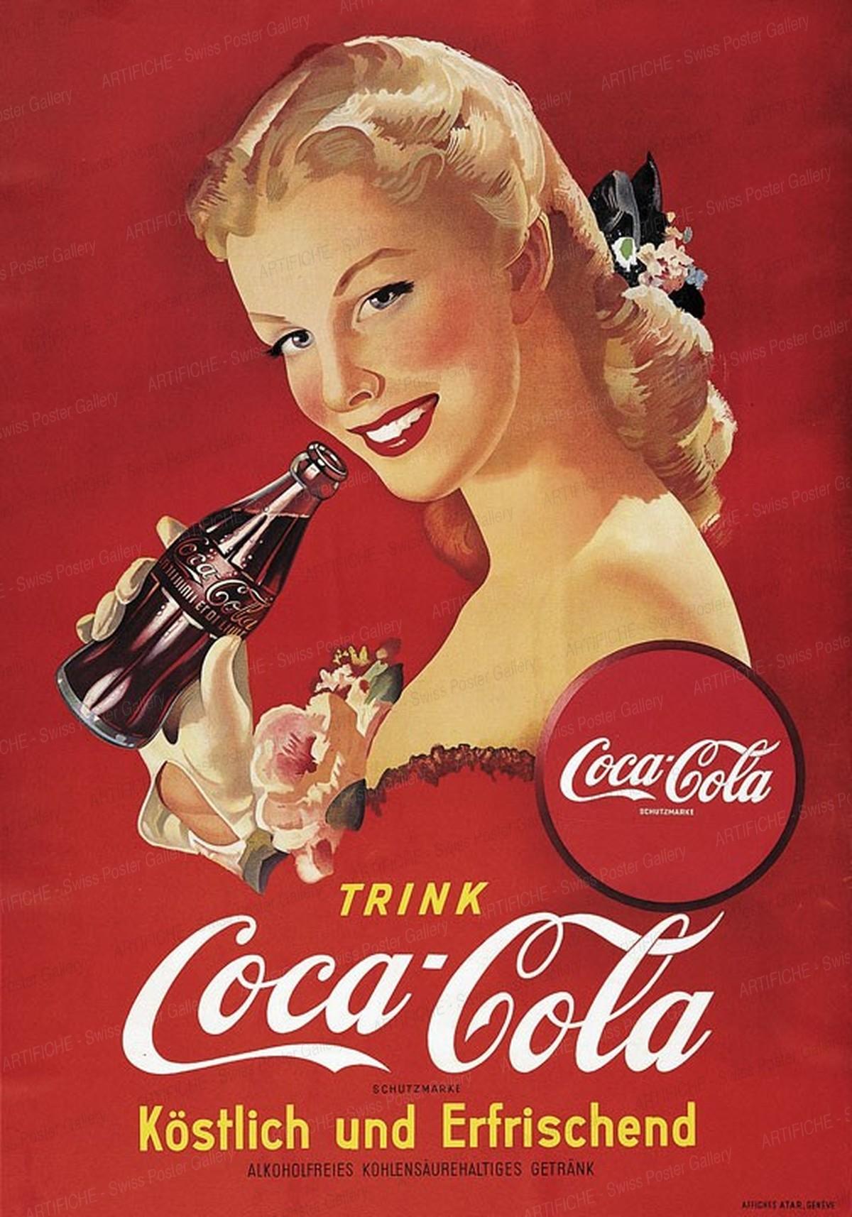 Trink Coca-Cola – Köstlich und erfrischend, Marcus Campbell