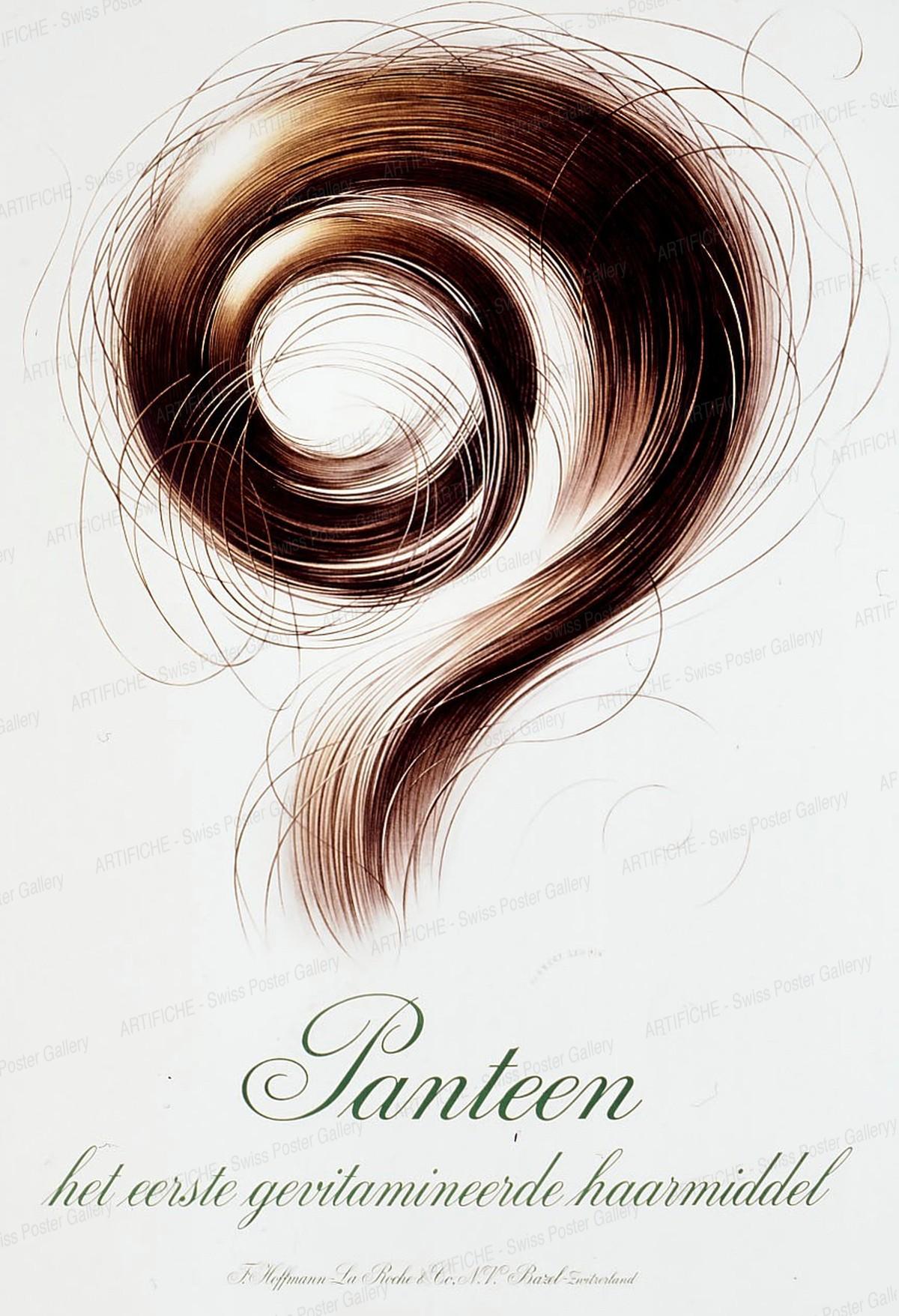 Panteen – het eerste gevitamineerde haarmiddel, Herbert Leupin