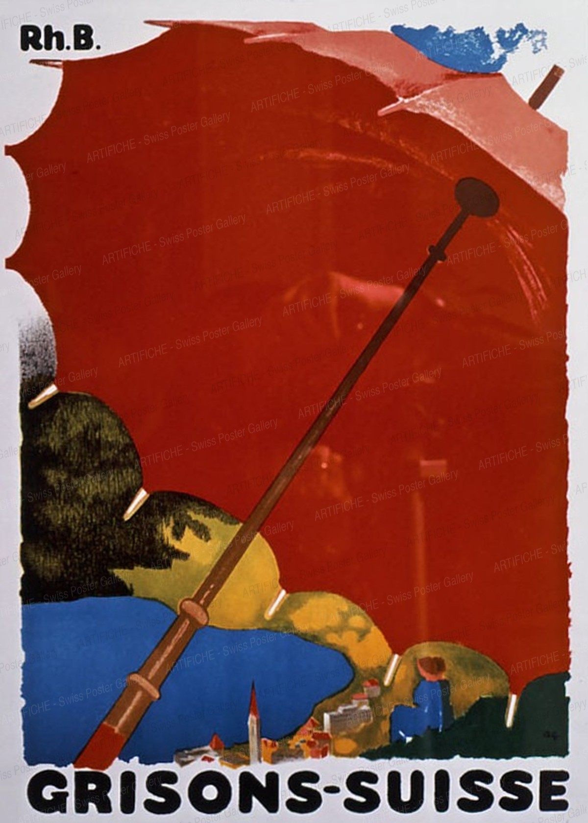 Grisons – Suisse, Giacometti, Augusto, d'après