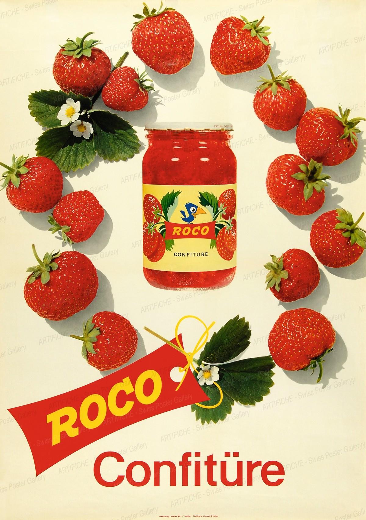 ROCO Confiture, Paul Trauffer