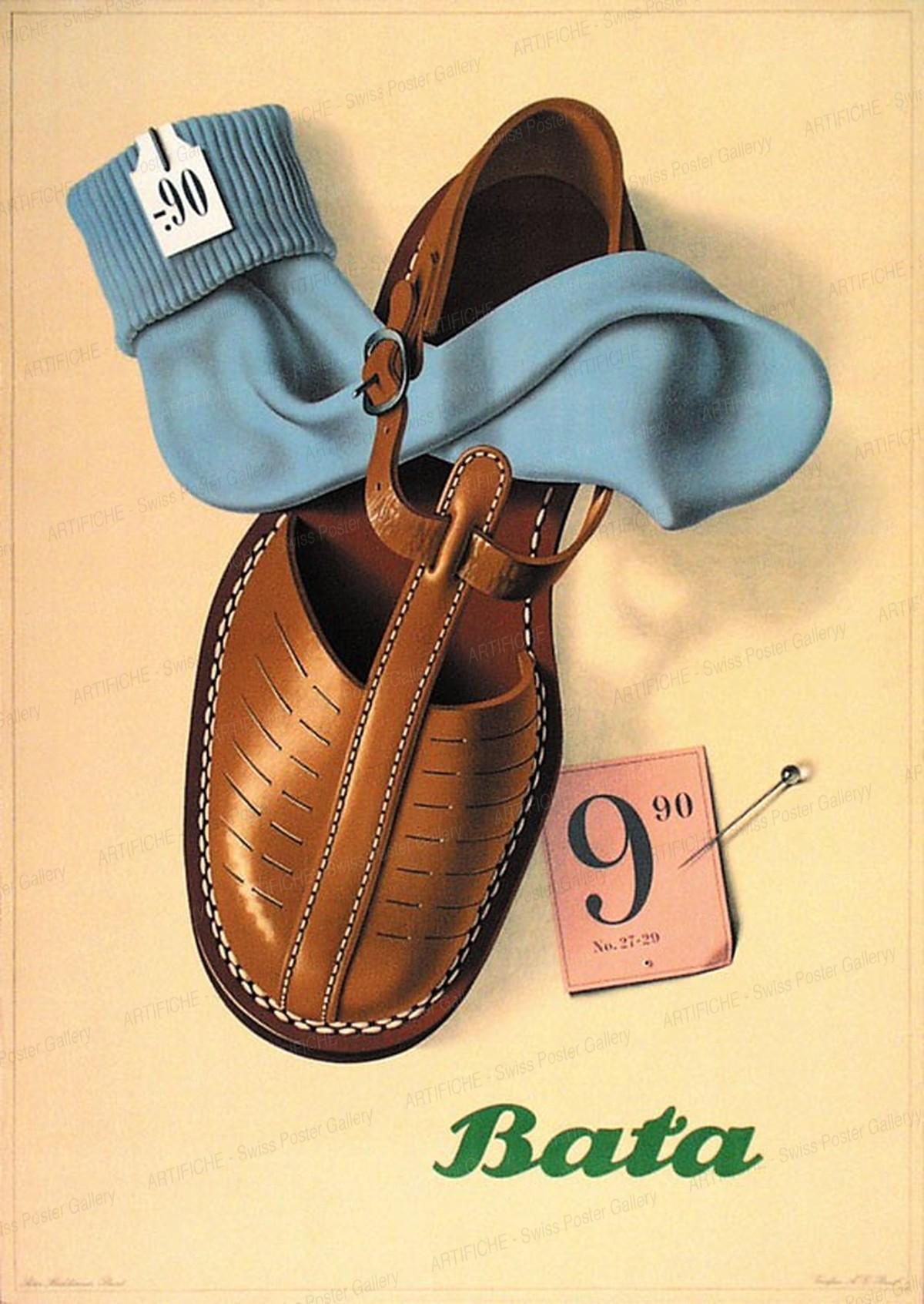 Bata – Sandale mit Socken – 9.90, Peter Birkhäuser