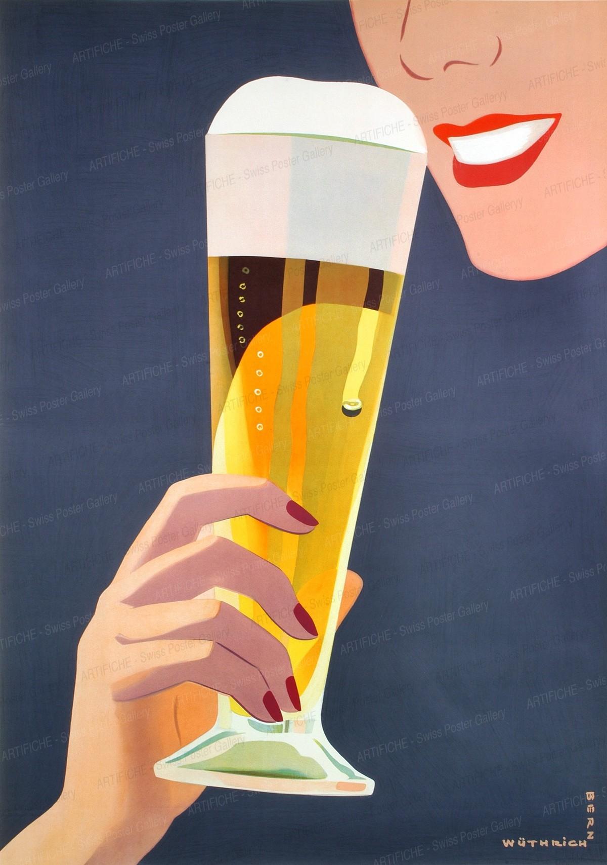 Bier, Fritz Wüthrich