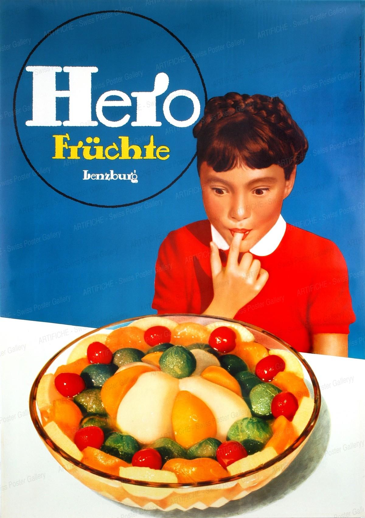 Hero Früchte Lenzburg, Fritz Meyer