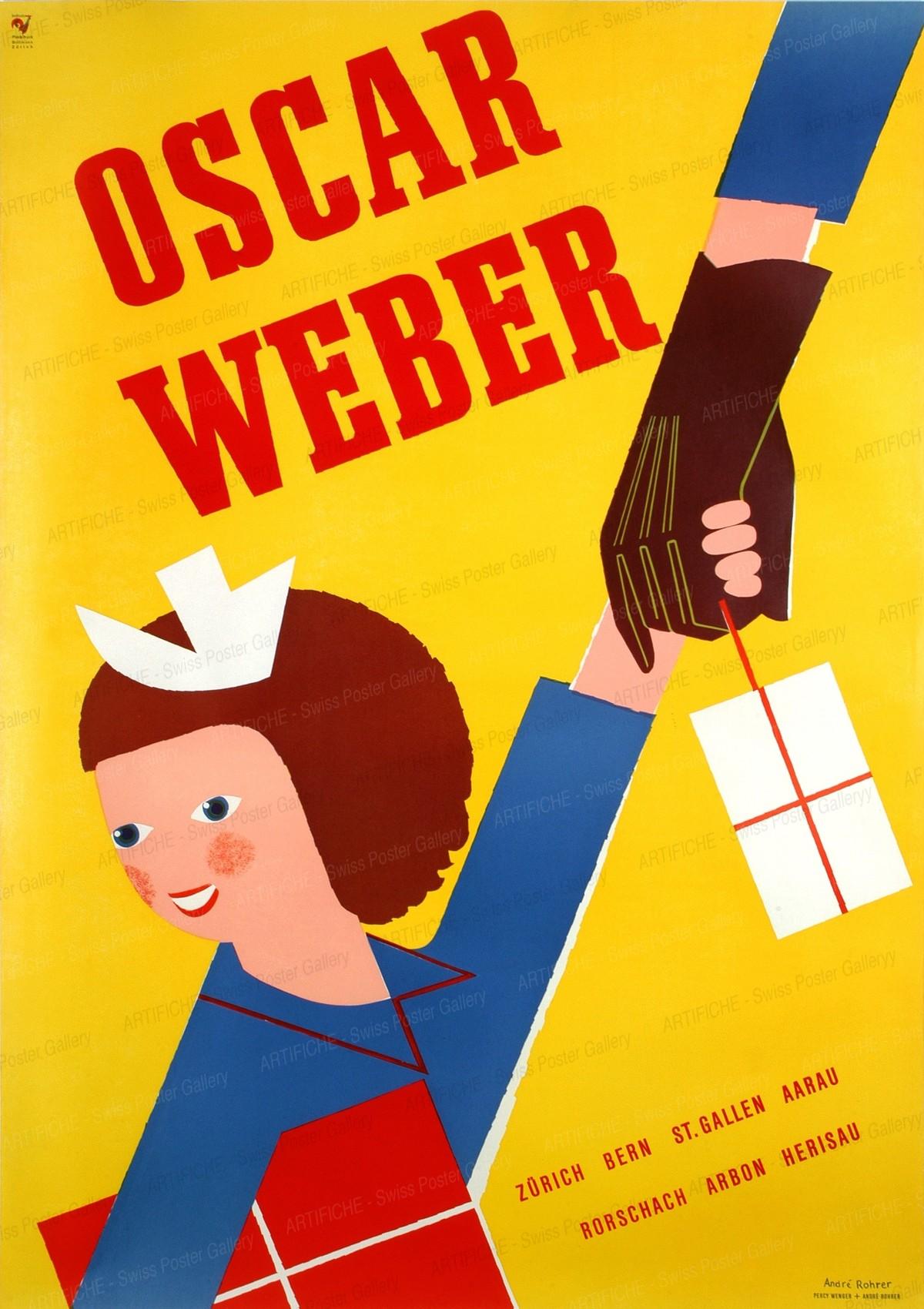 Oscar Weber – Toys Store, André Rohrer