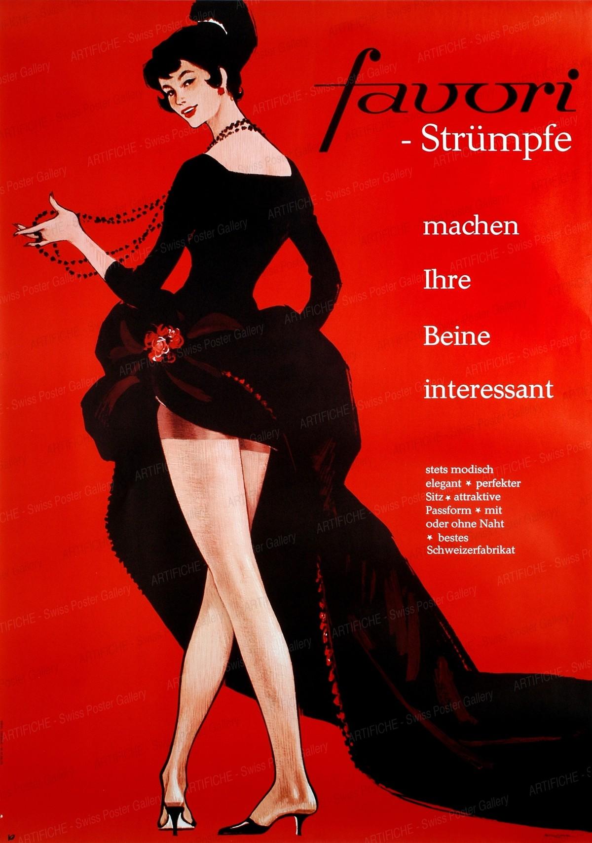 Favori – Stockings, Rolf Bangerter