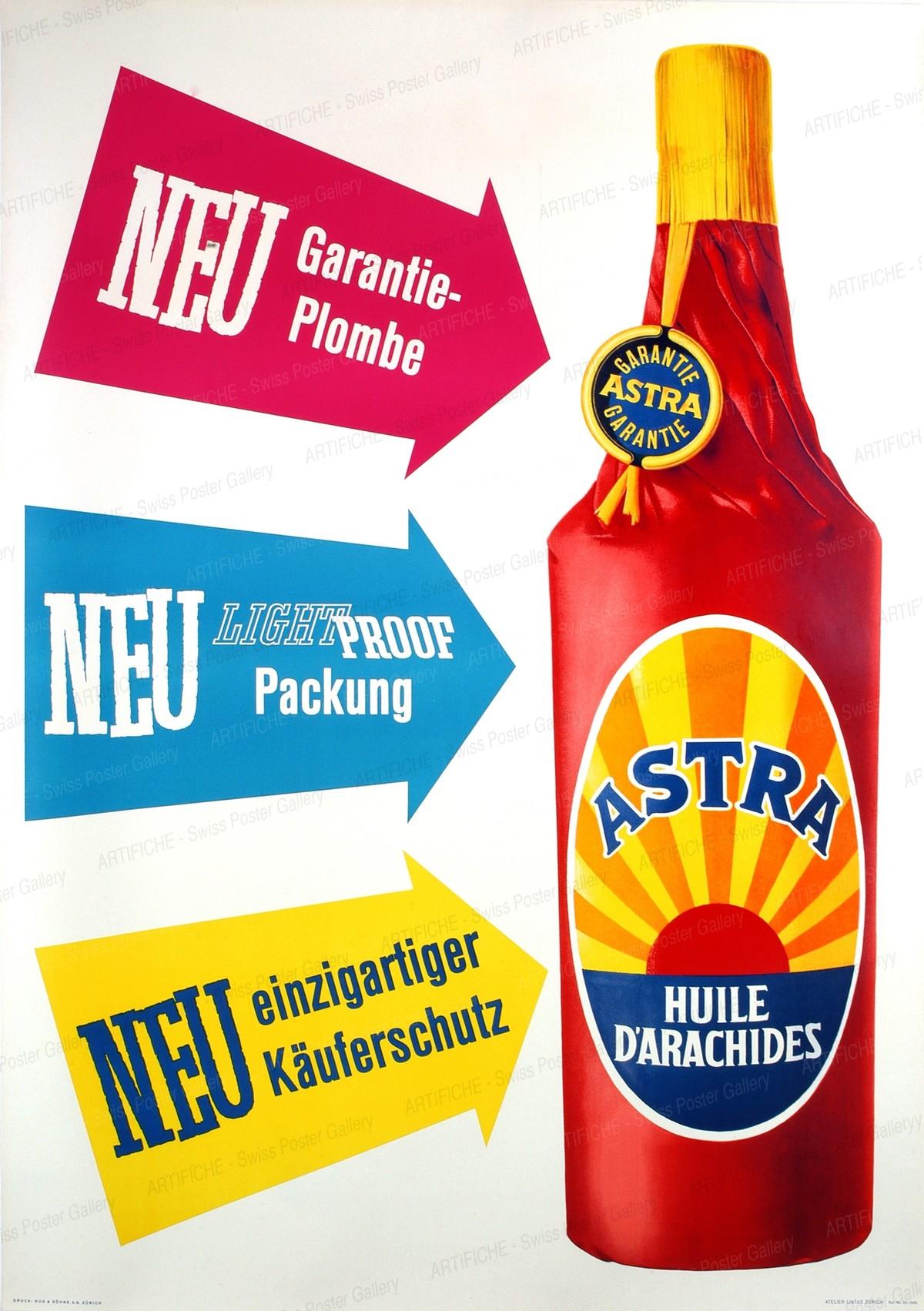 Astra Oil, Lintas