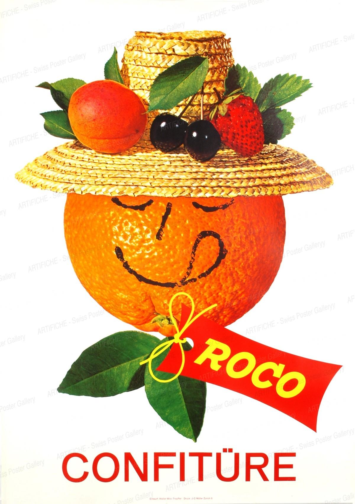 Roco Confitüre, Paul Trauffer