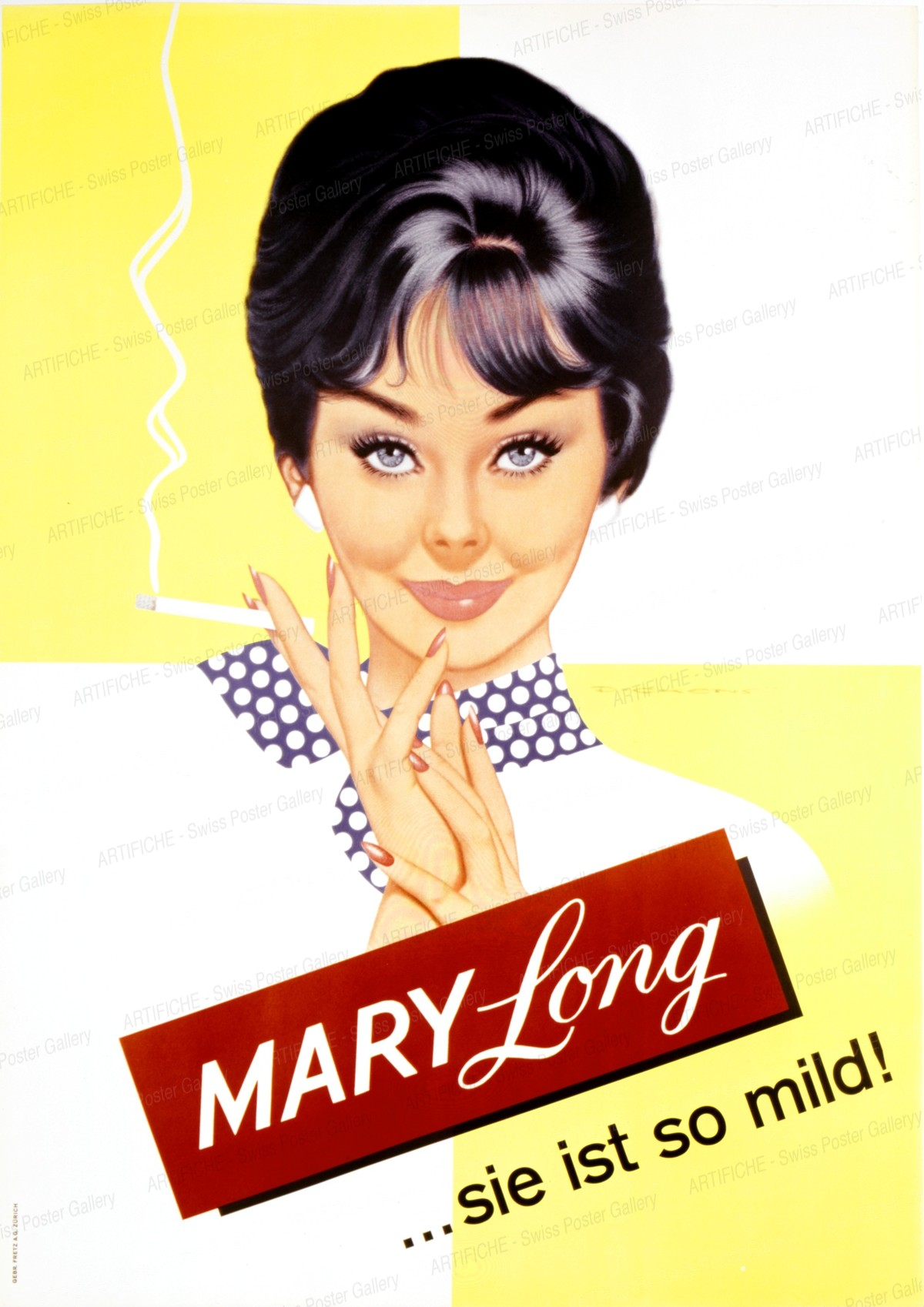 MARY Long – sie ist so mild, Archie Dickens