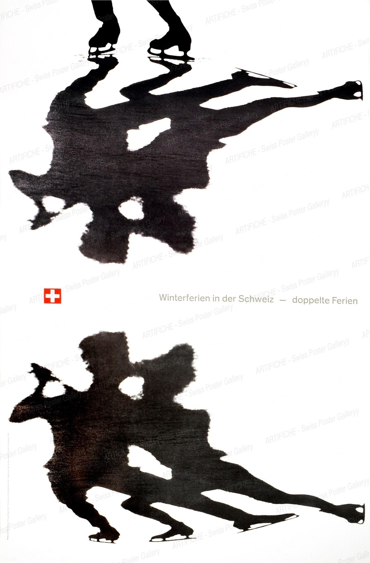 Winter – Schweizerische Vekehrszentrale – Winterferien in der Schweiz, Philipp Giegel