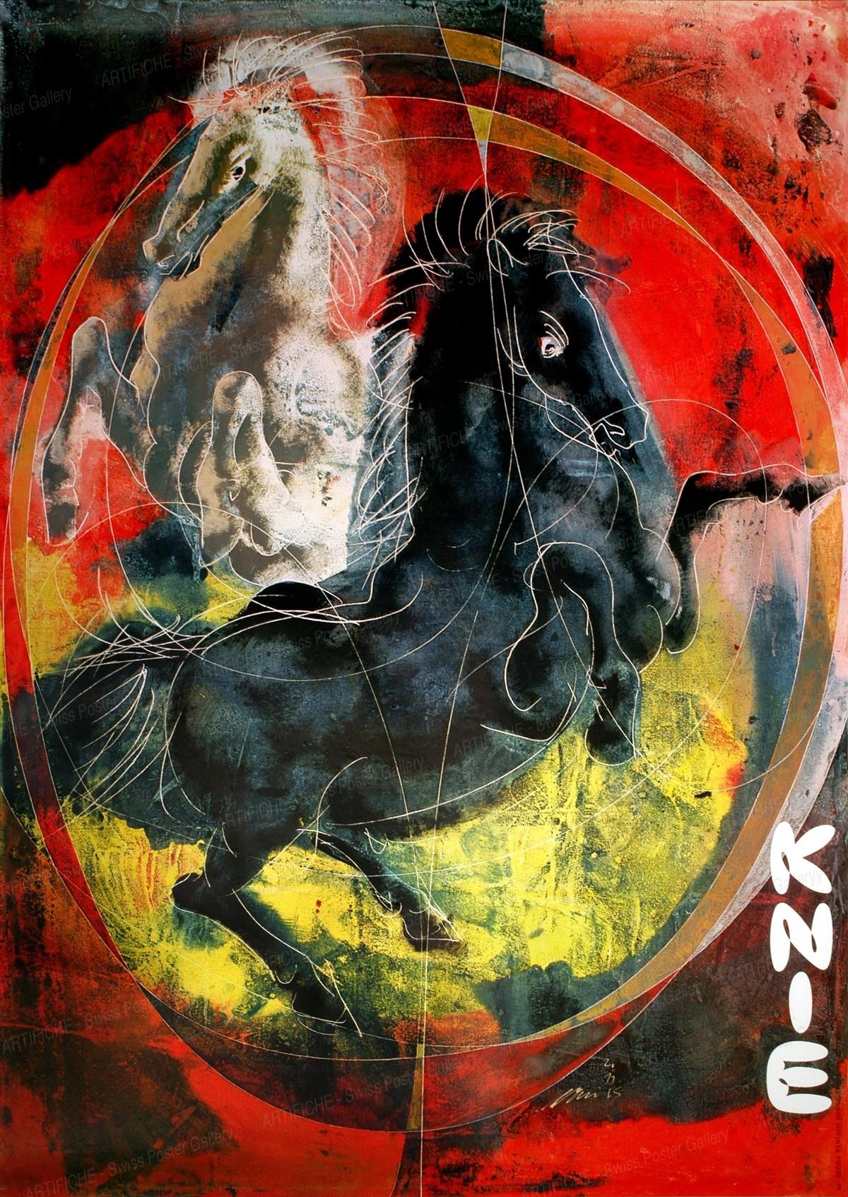 Circus Knie, Hans Erni