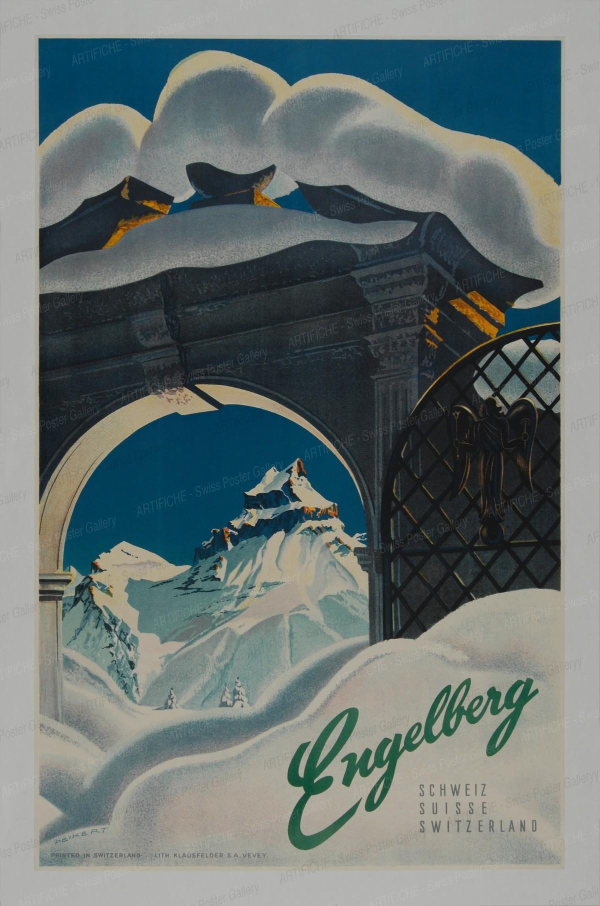 Engelberg – Schweiz Suisse Switzerland, Martin Peikert