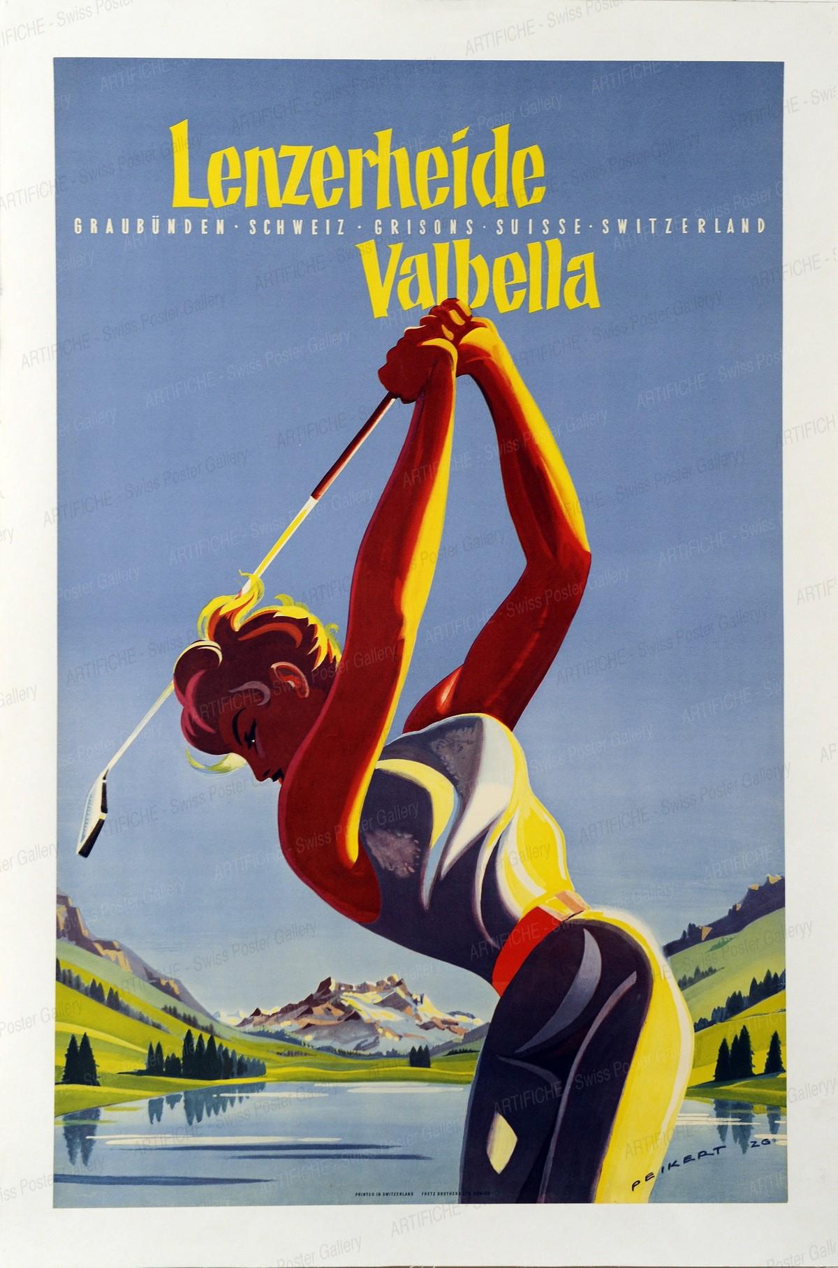 Lenzerheide – Valbella – Graubünden Schweiz – Grisons Suisse Switzerland, Martin Peikert