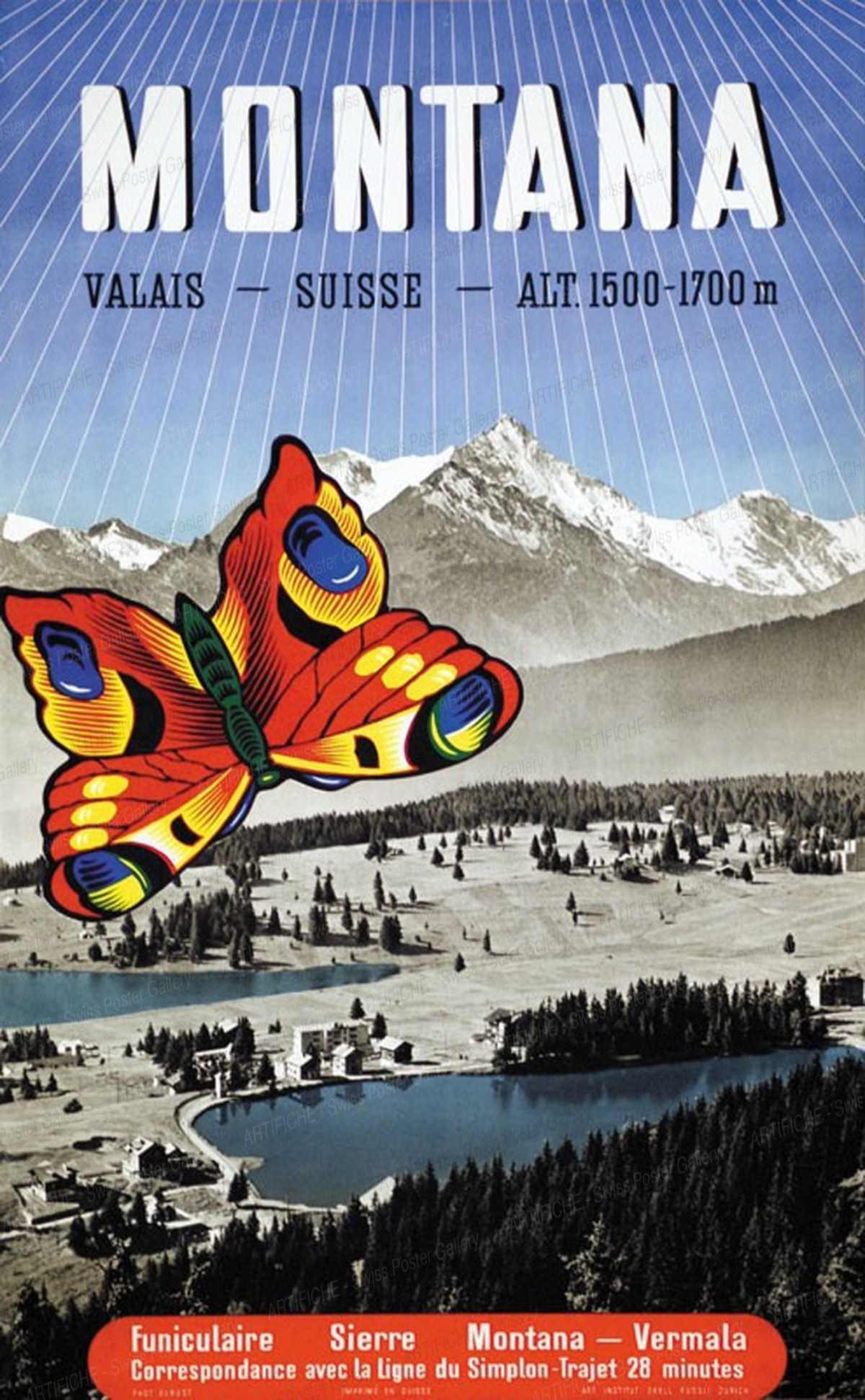 Montana Vermala Valais, Dubost (Photo)