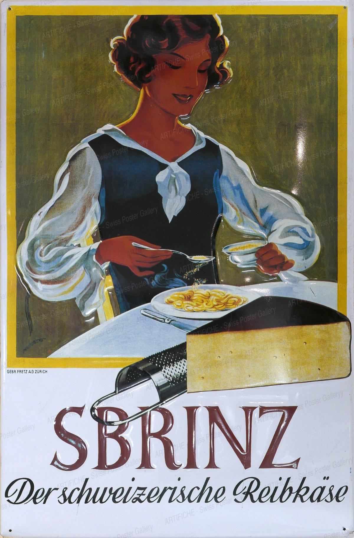 Sbrinz – Swiss Grating Cheese, Martin Peikert