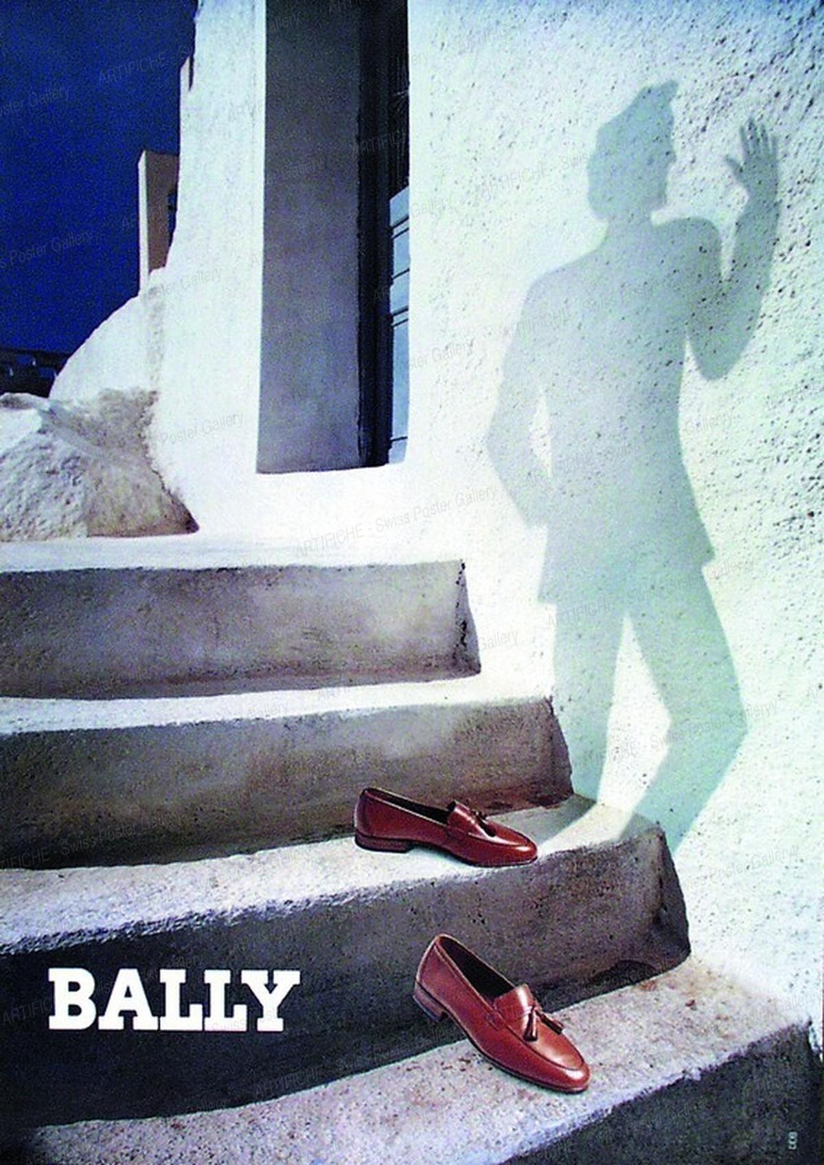 BALLY, Photo: Jost Wildbolz DDB Doyle Dane Bernbach (Ad Agency)