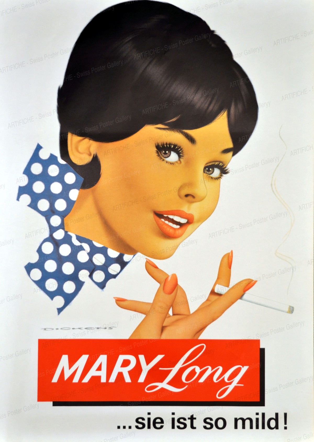 MARY Long – sie ist so mild!, Archie Dickens