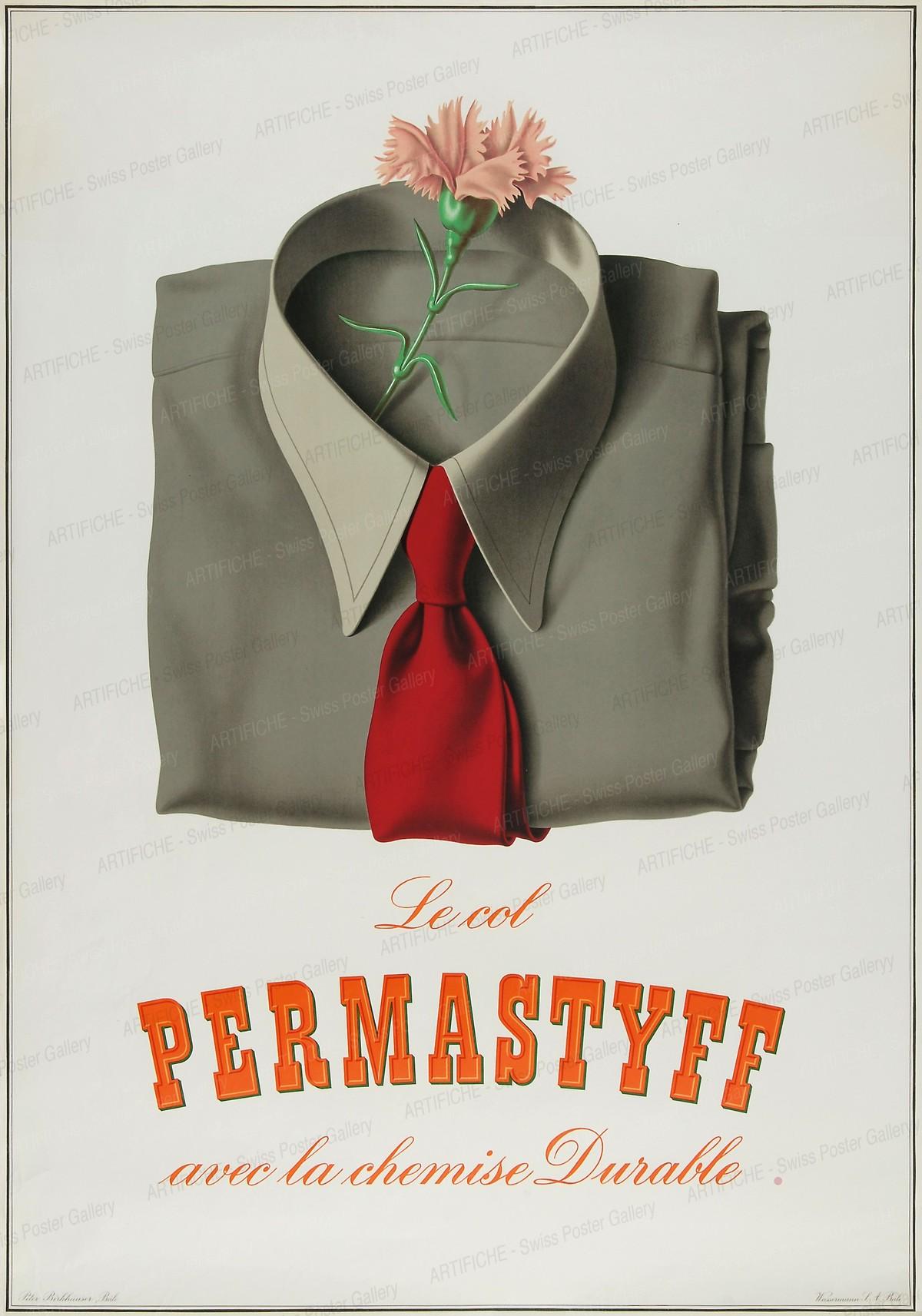 Permastyff collar, Peter Birkhäuser