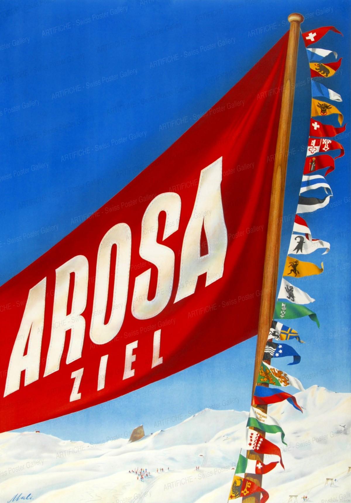 Arosa 6000 ft., Otto Malischke
