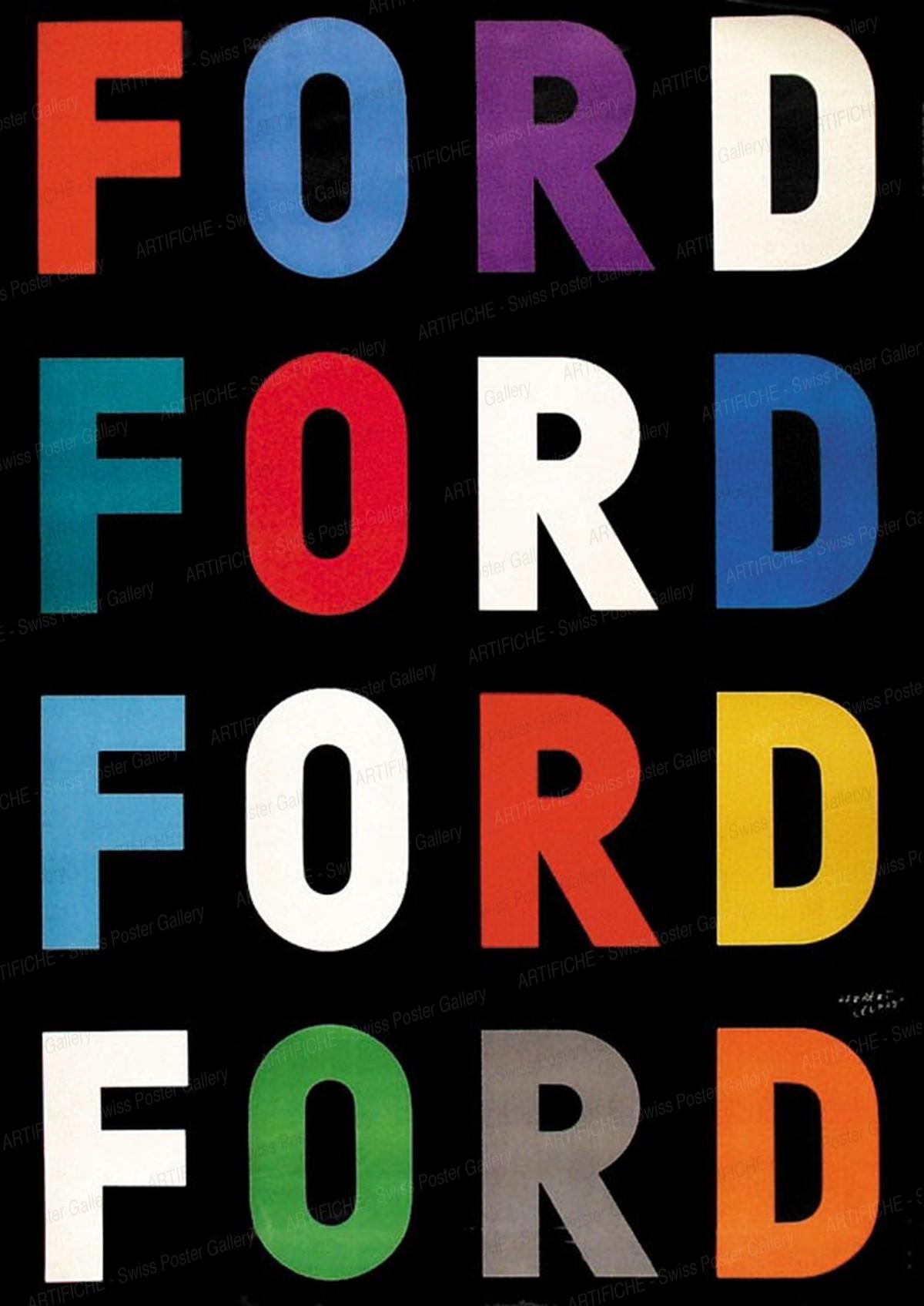 Ford, Herbert Leupin