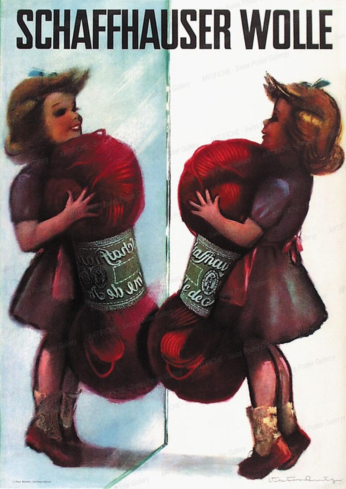 Wool of Schaffhouse, Viktor Rutz