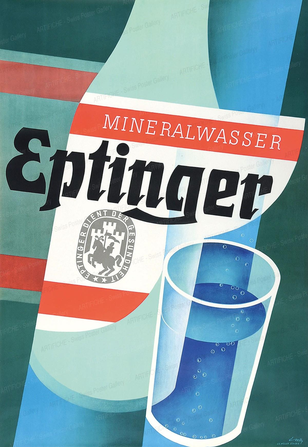 Eptinger Mineral Water, Hermann Alfred Koelliker