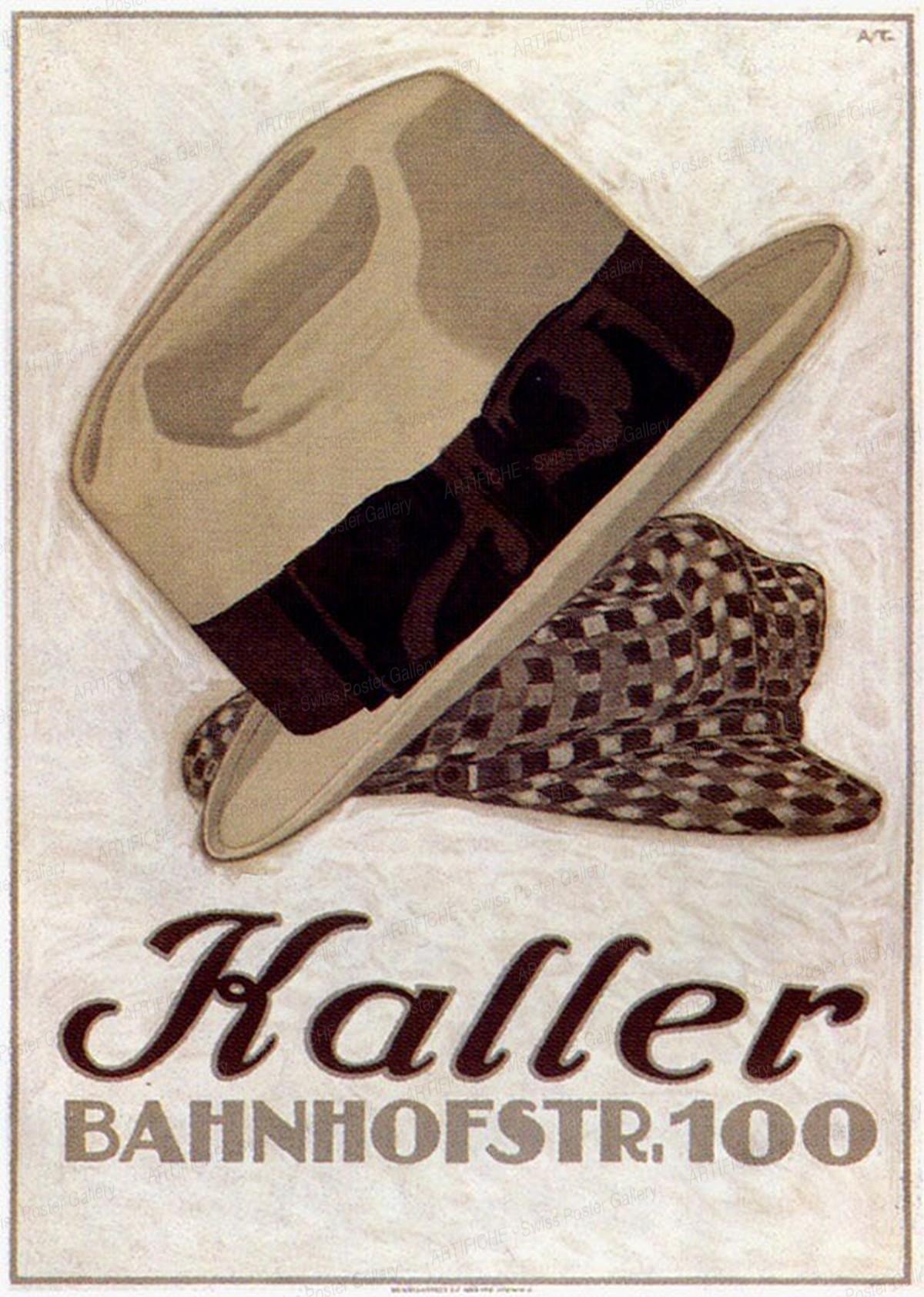 Kaller – Bahnhofstr. 100, Anton Trieb