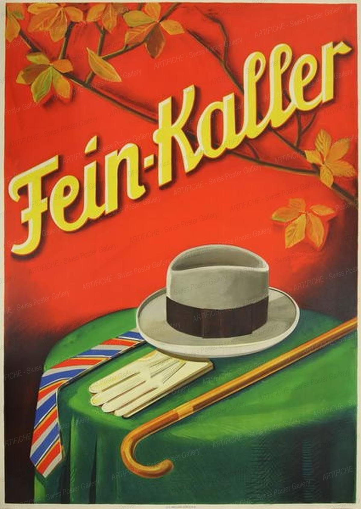 Fein-Kaller, de Praetere Jules