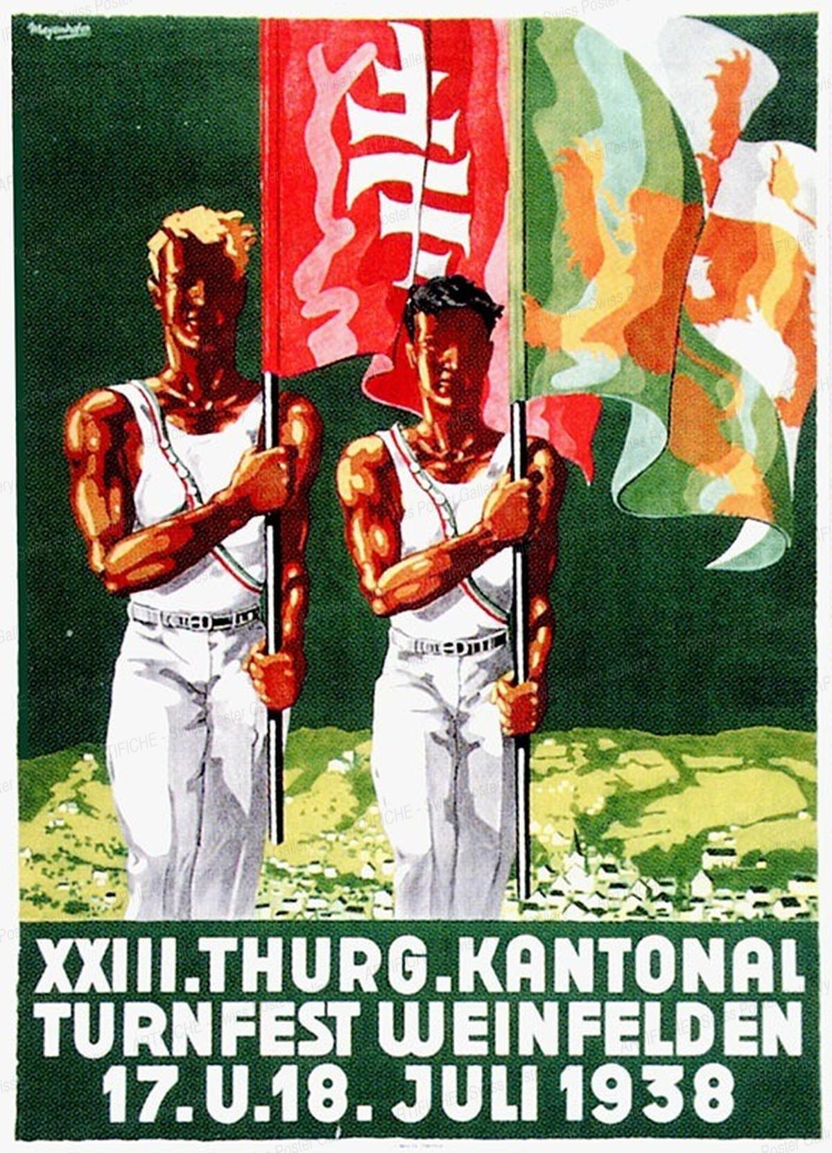 XXIII. Thurg. Kantonal Turnfest Weinfelden, Meyerhofer-Elmer