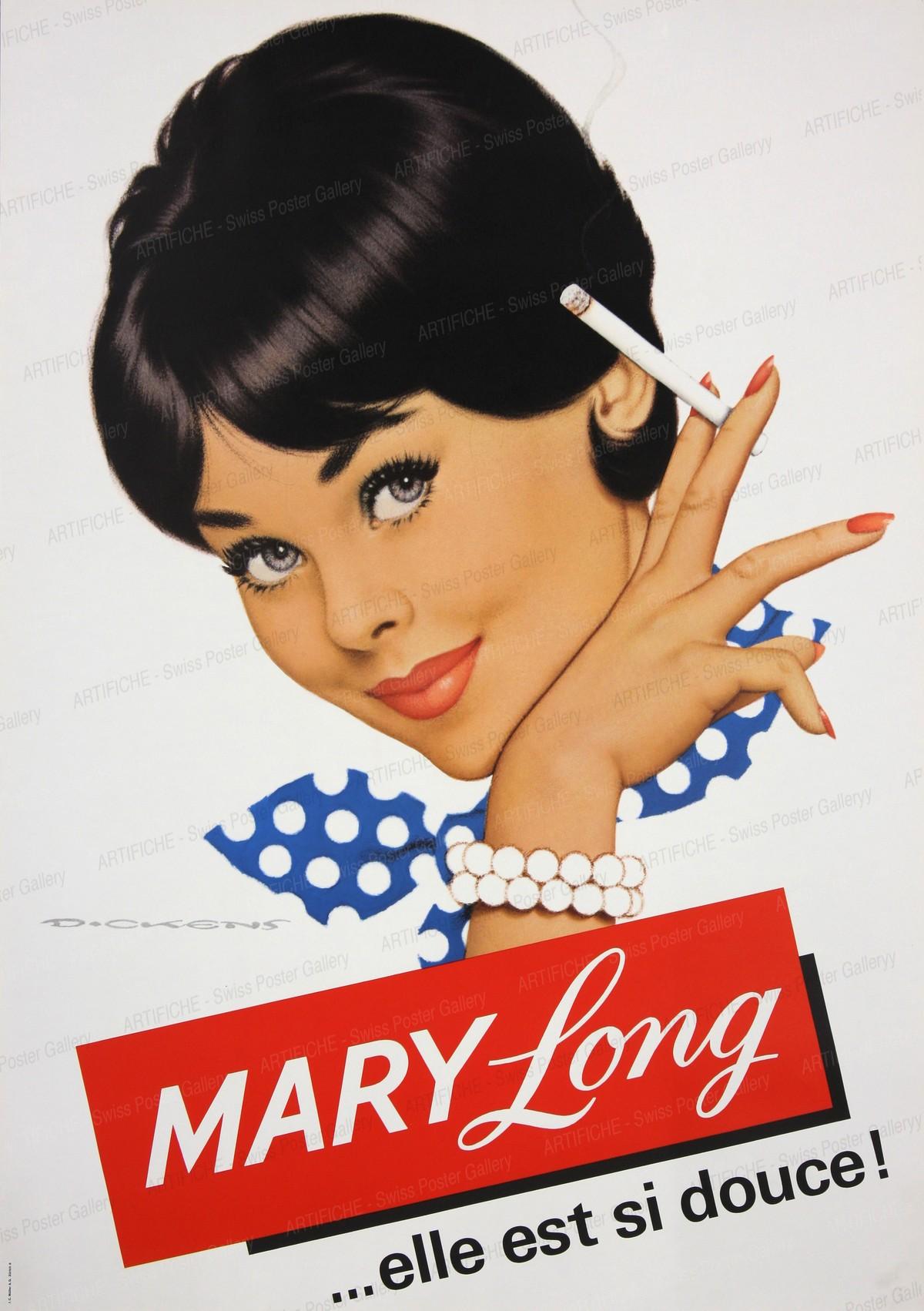 MARY Long – elle est si douce!, Archie Dickens