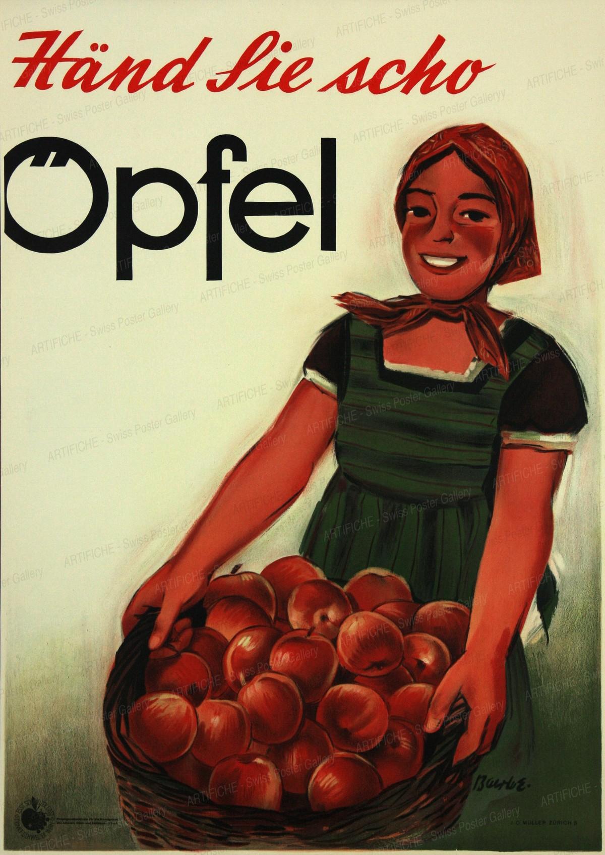 Have you got apples yet?, Hugo Laubi