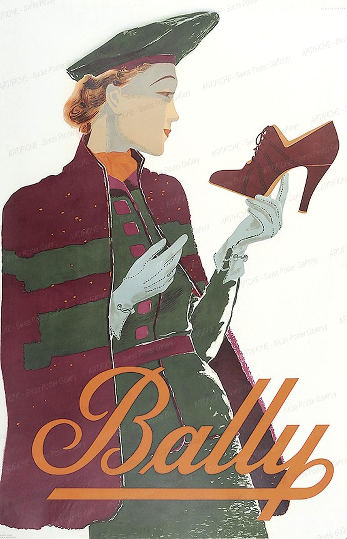 Bally Shoes, Reynold Vuilleumier