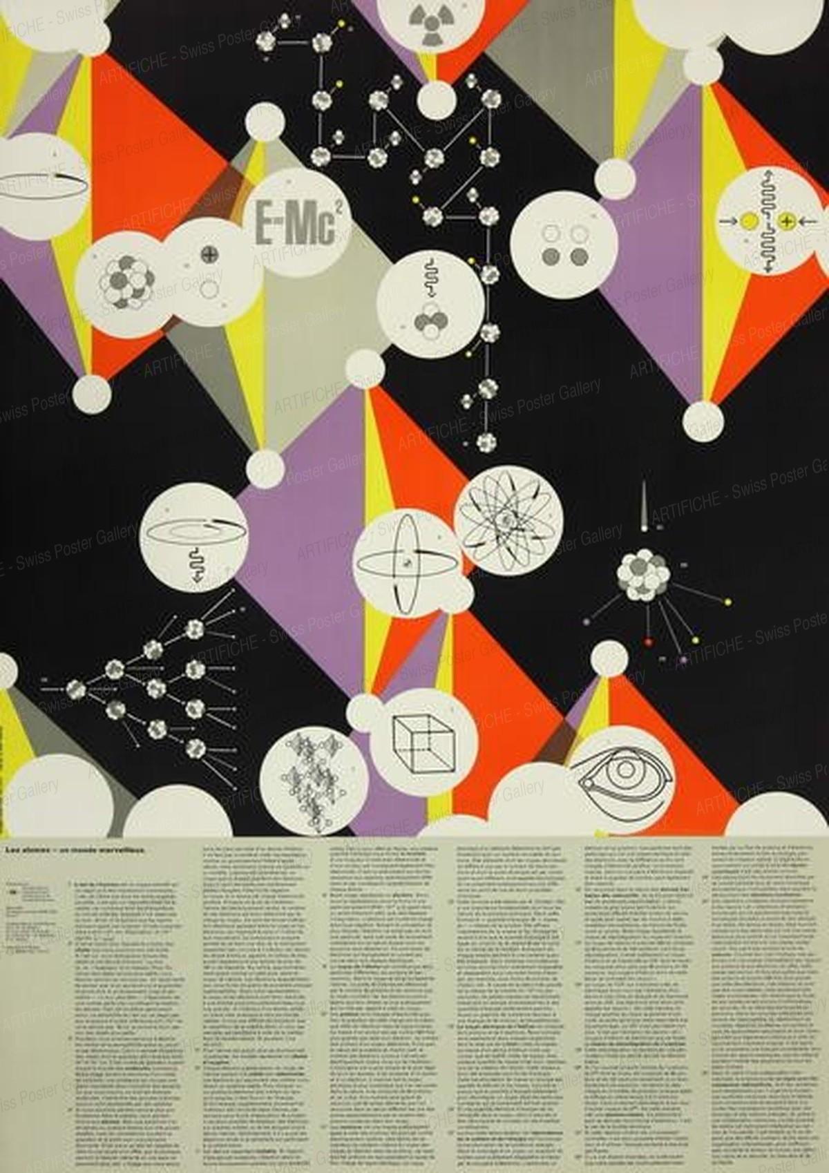 Les atomes – un monde merveilleux, Gottfried Honegger