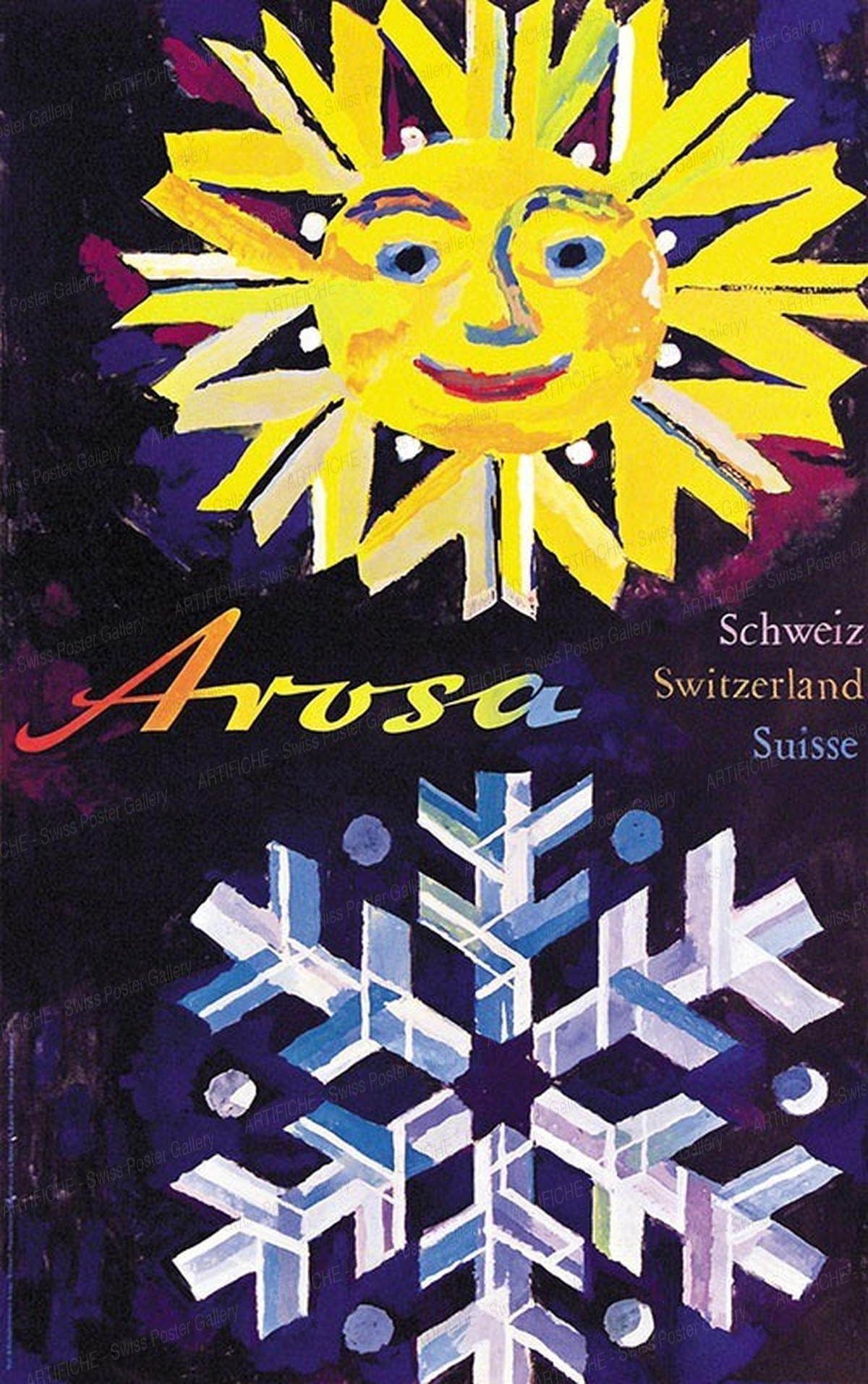 Arosa 6000 ft. Switzerland, Wolfgang Hausamann