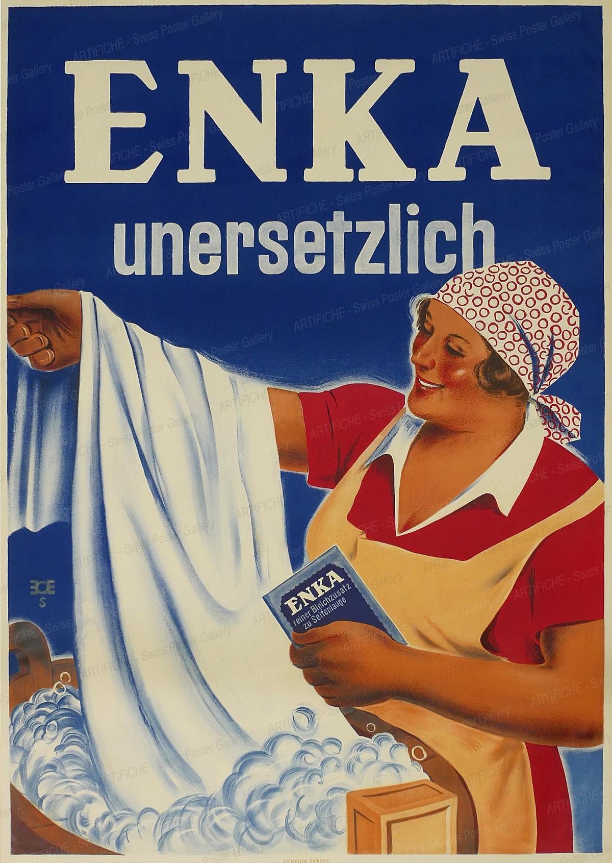 ENKA unersetzlich, Elsässer